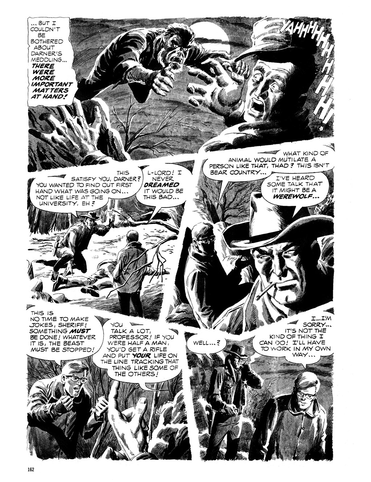 Read online Eerie Archives comic -  Issue # TPB 2 - 163