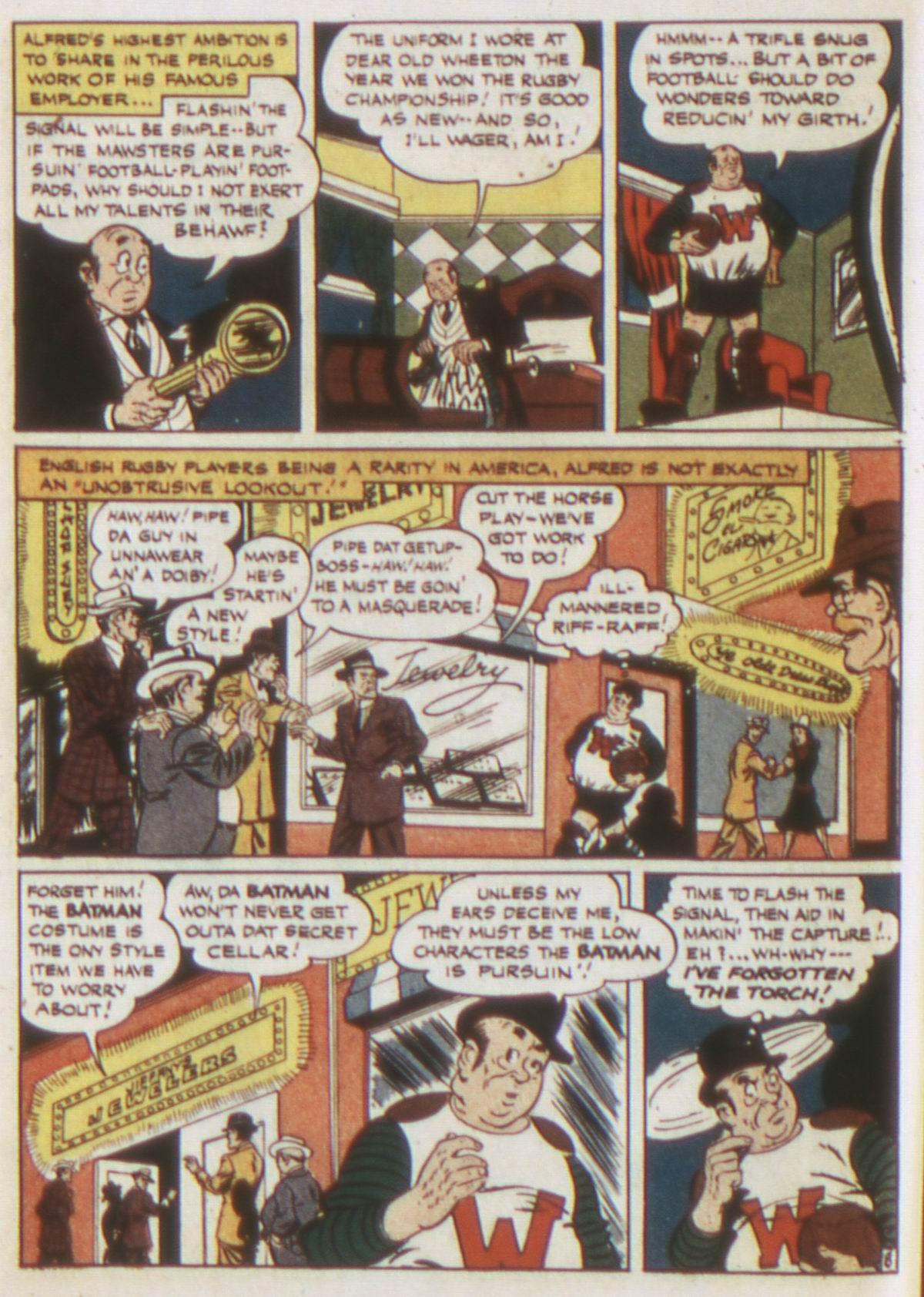Read online Detective Comics (1937) comic -  Issue #82 - 10