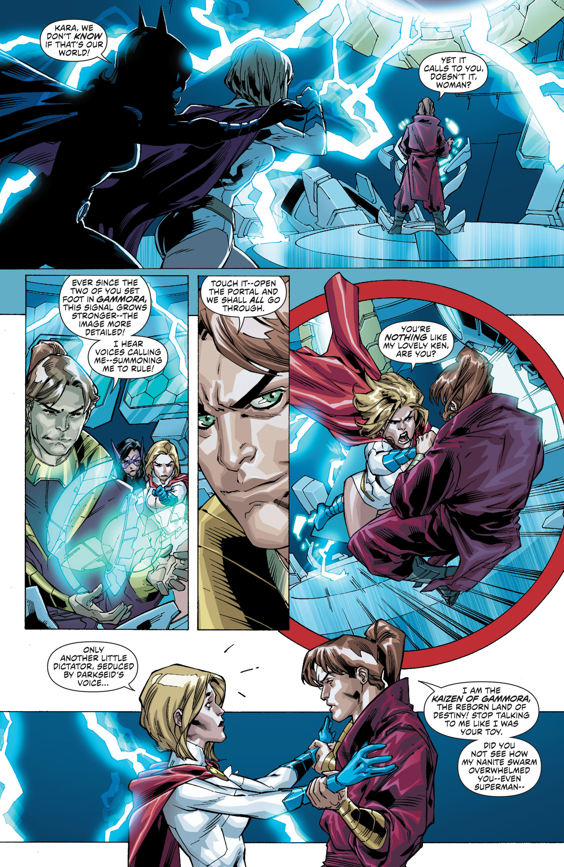 Read online Worlds' Finest comic -  Issue #21 - 3
