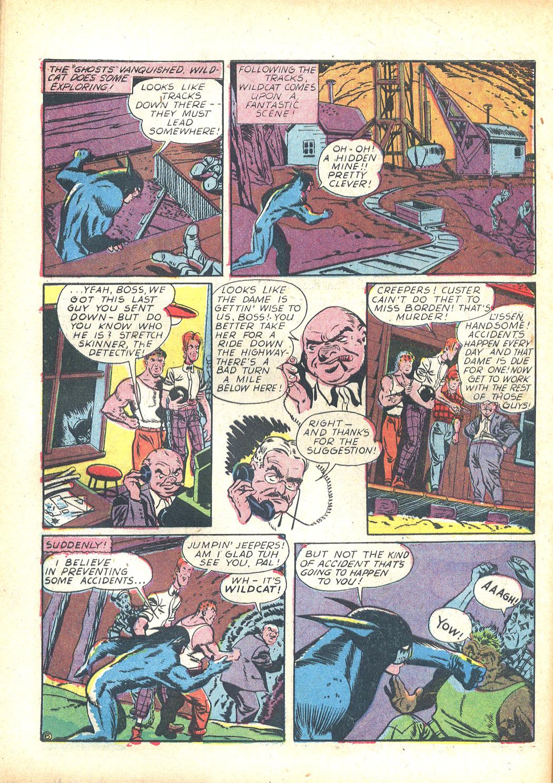 Read online Sensation (Mystery) Comics comic -  Issue #23 - 54