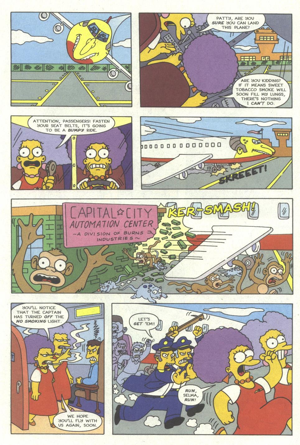 Read online Simpsons Comics comic -  Issue #16 - 20