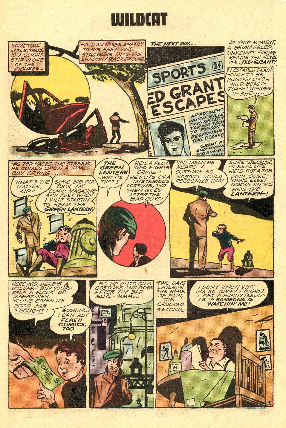 Read online Secret Origins (1973) comic -  Issue #3 - 30