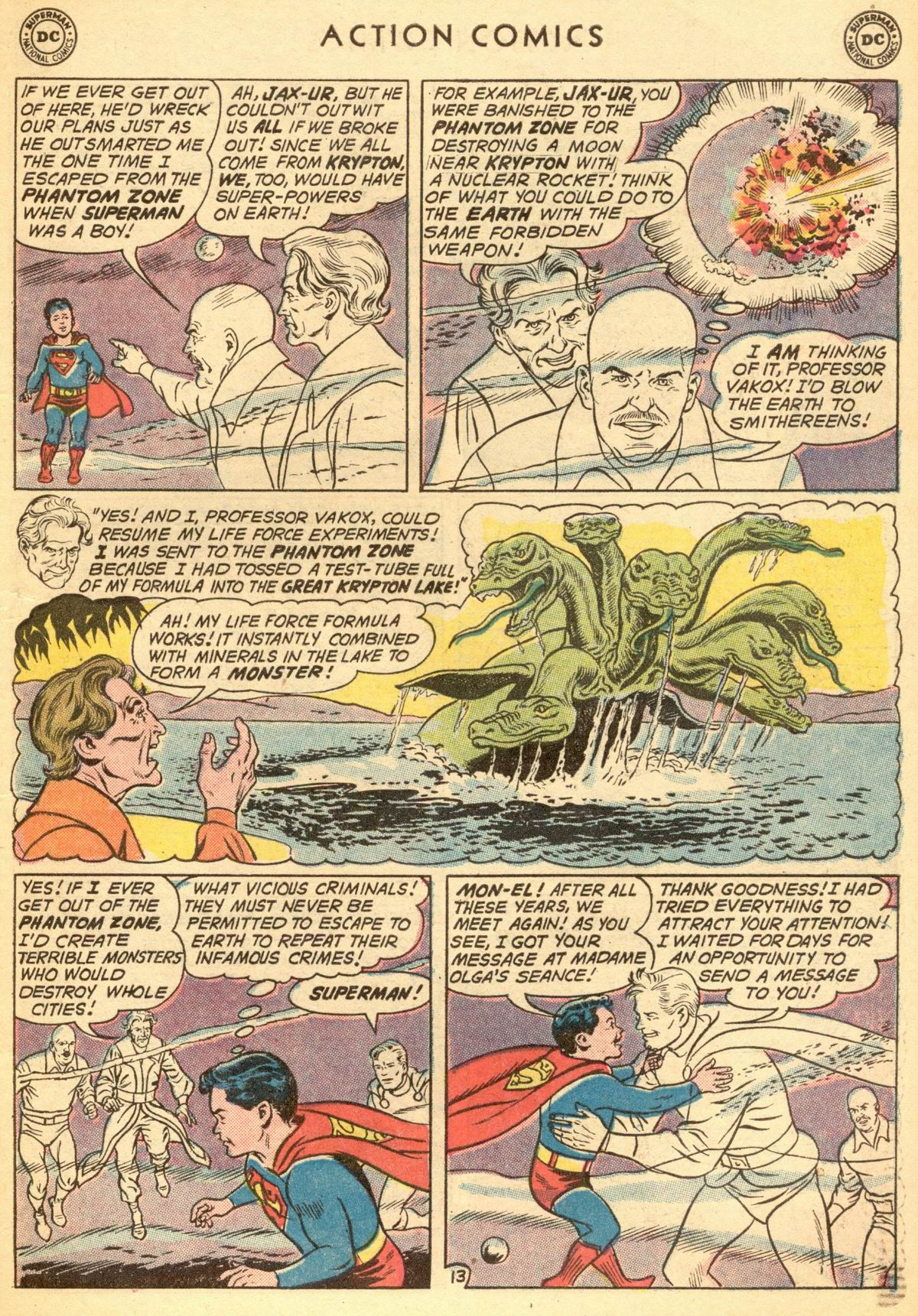 Read online Action Comics (1938) comic -  Issue #284 - 15