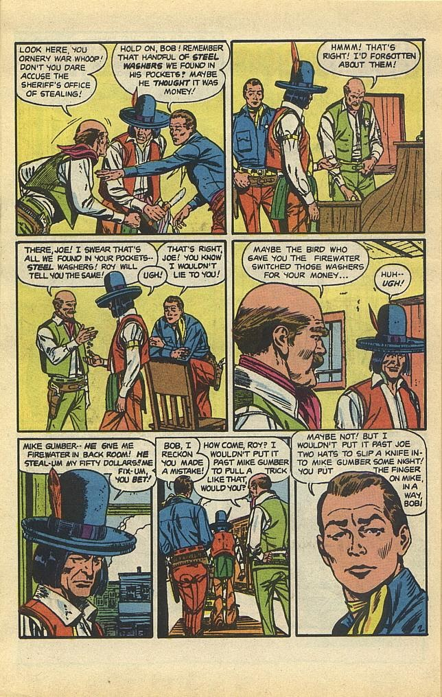 Read online Roy Rogers comic -  Issue #1 - 35