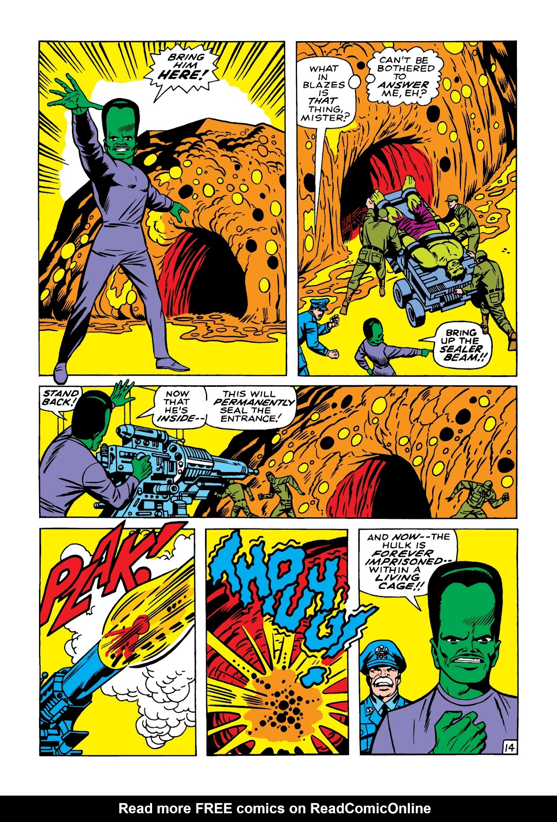 Read online Marvel Masterworks: The Incredible Hulk comic -  Issue # TPB 5 (Part 2) - 4
