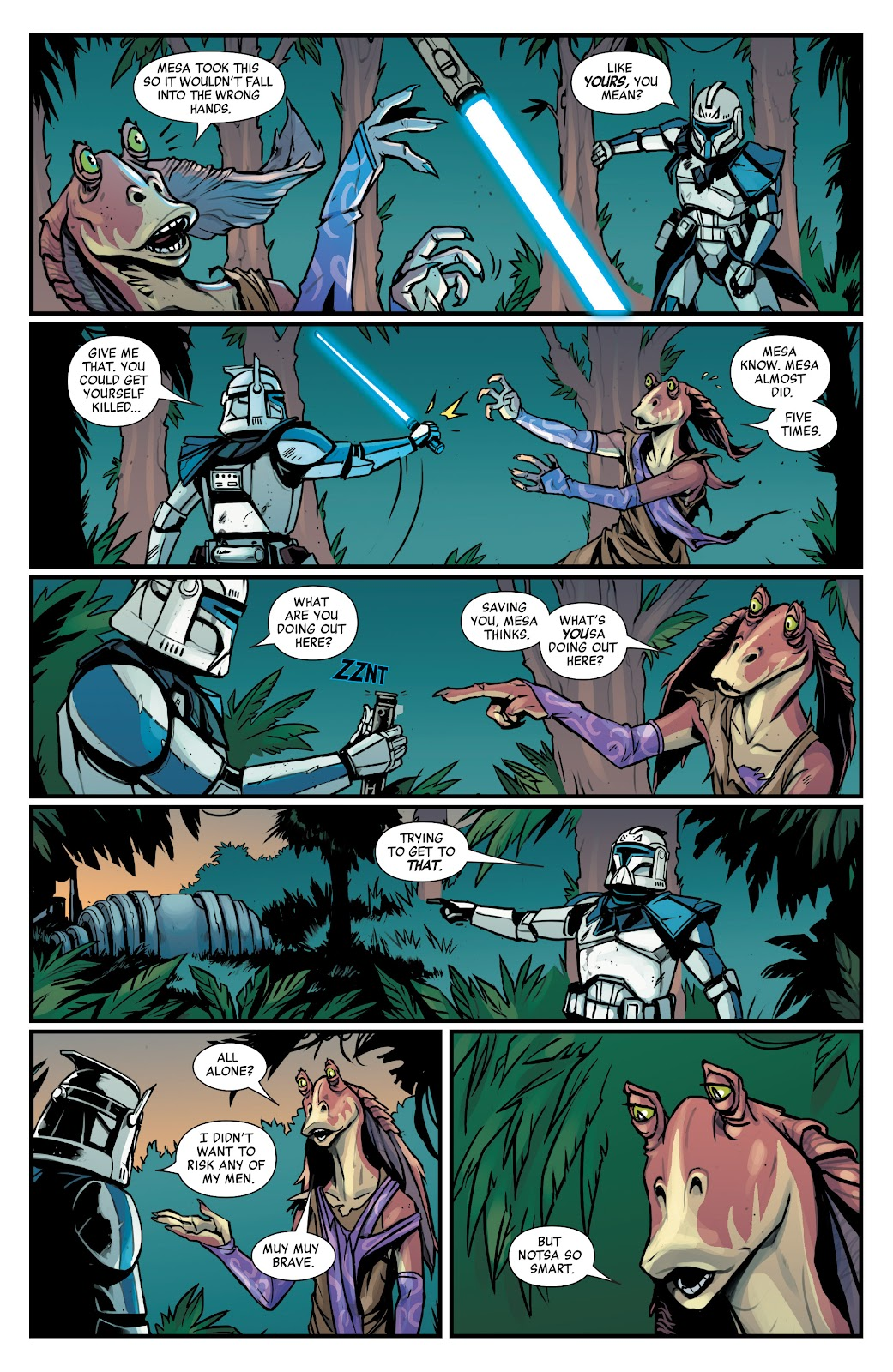 Read online Star Wars: Age of Republic Special comic -  Issue # Full - 30