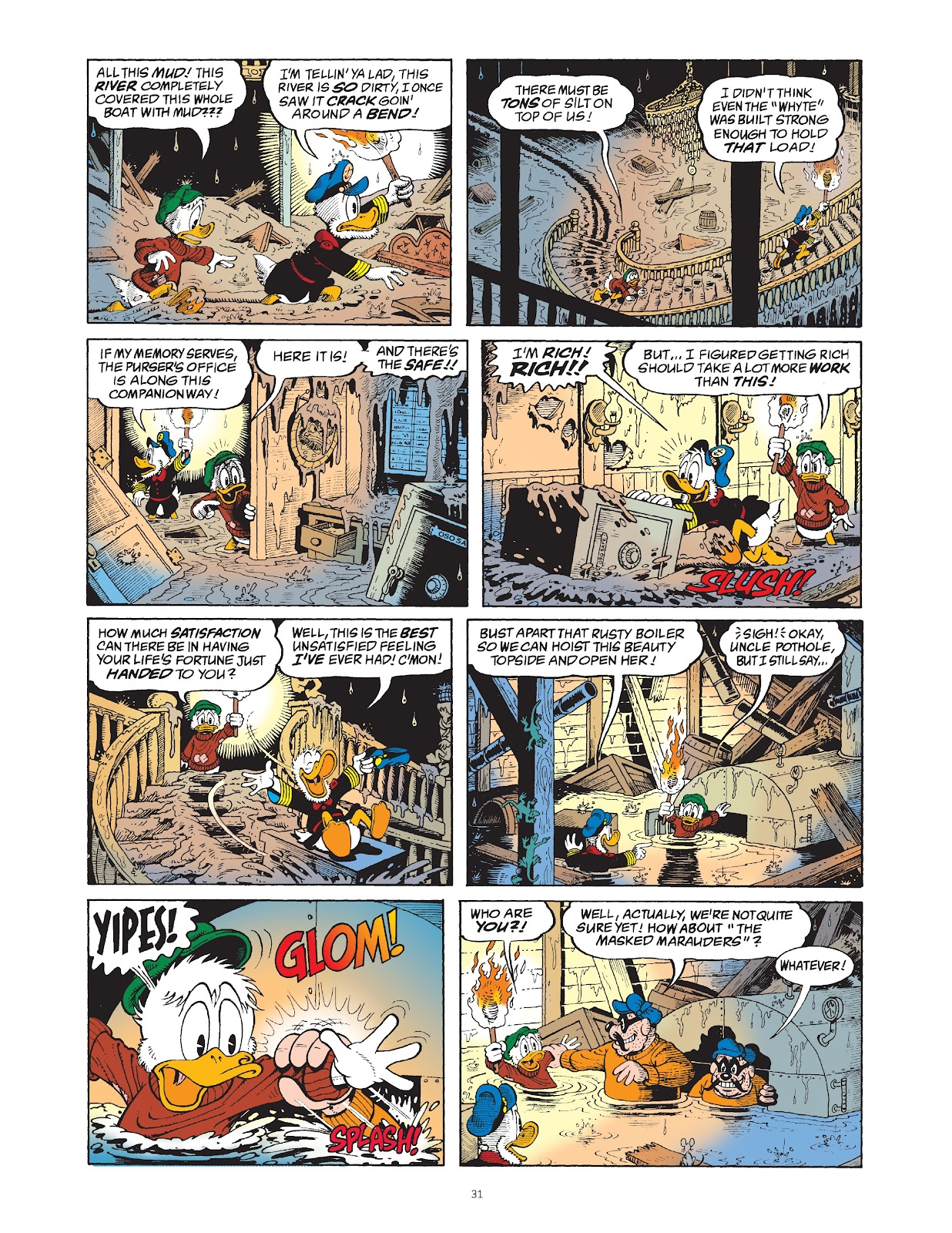 Read online The Complete Life and Times of Scrooge McDuck comic -  Issue # TPB 1 (Part 1) - 38