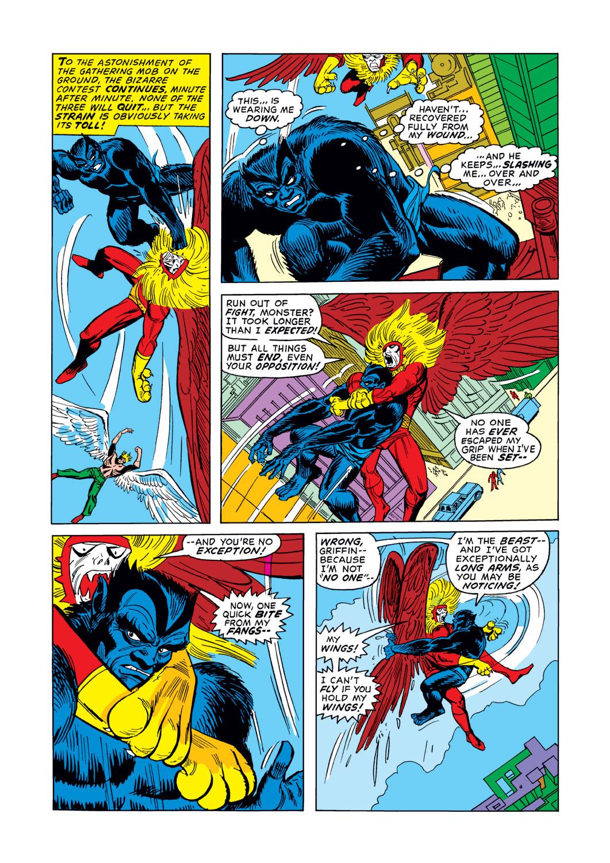Read online Amazing Adventures (1970) comic -  Issue #15 - 19