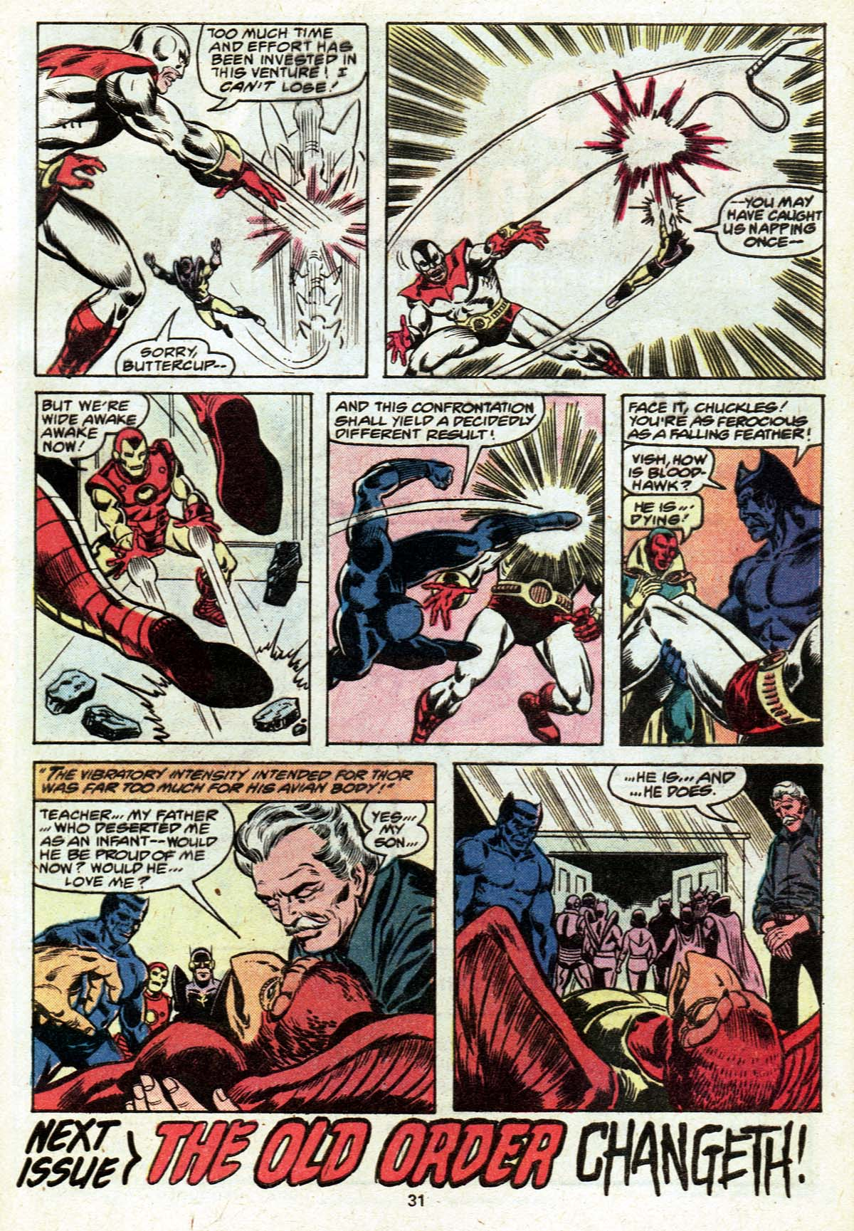 The Avengers (1963) 180 Page 19