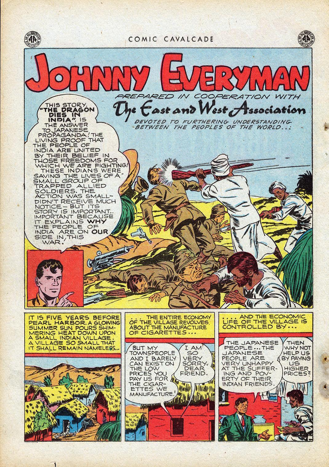 Comic Cavalcade issue 10 - Page 61