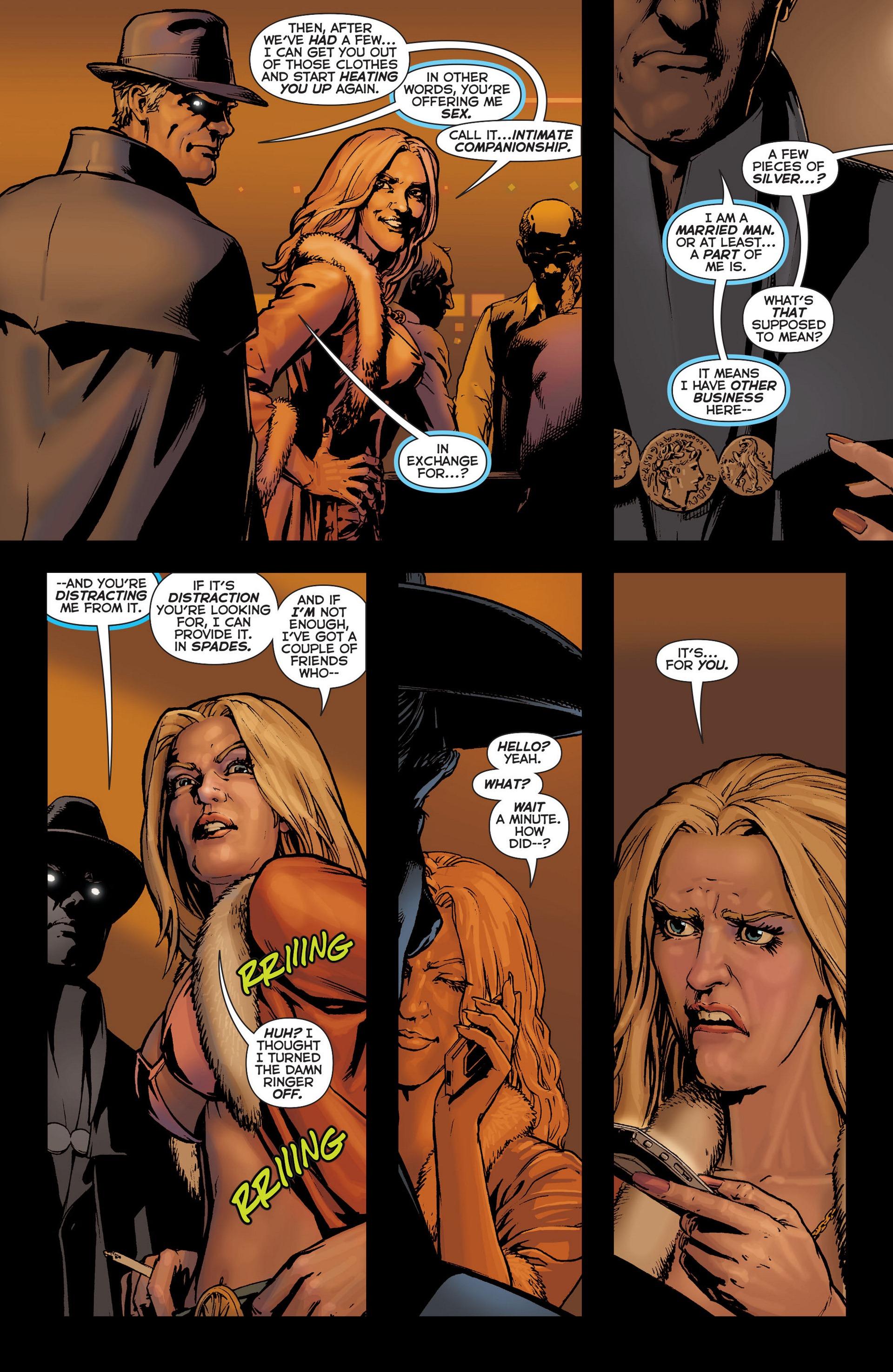 Read online Trinity of Sin: The Phantom Stranger comic -  Issue #6 - 4