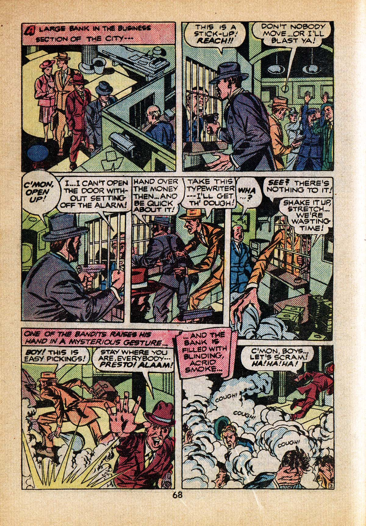 Read online Adventure Comics (1938) comic -  Issue #495 - 68