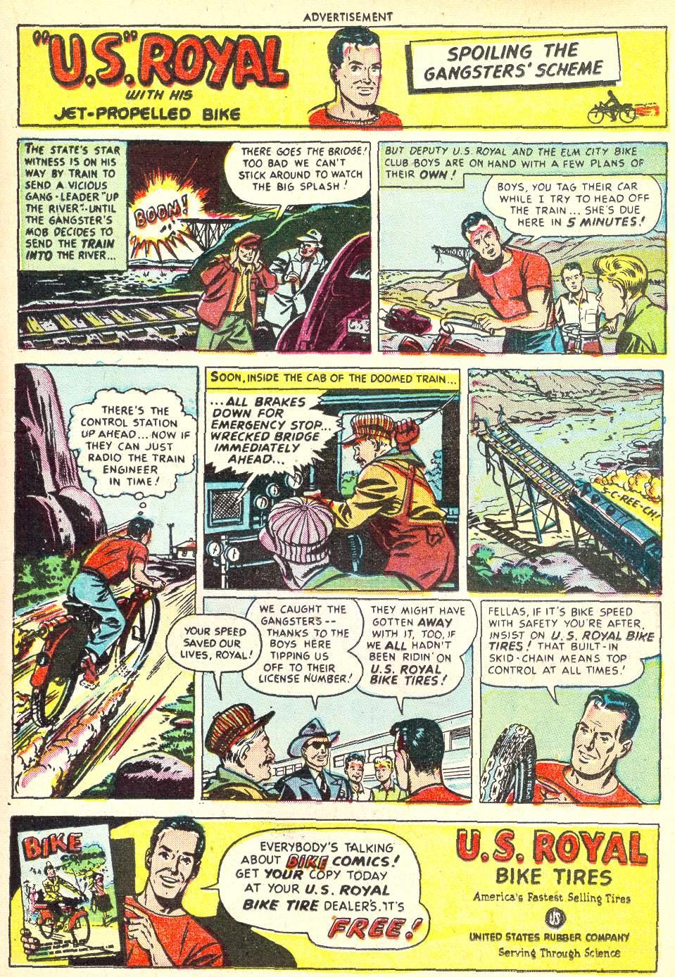 Read online Adventure Comics (1938) comic -  Issue #146 - 21