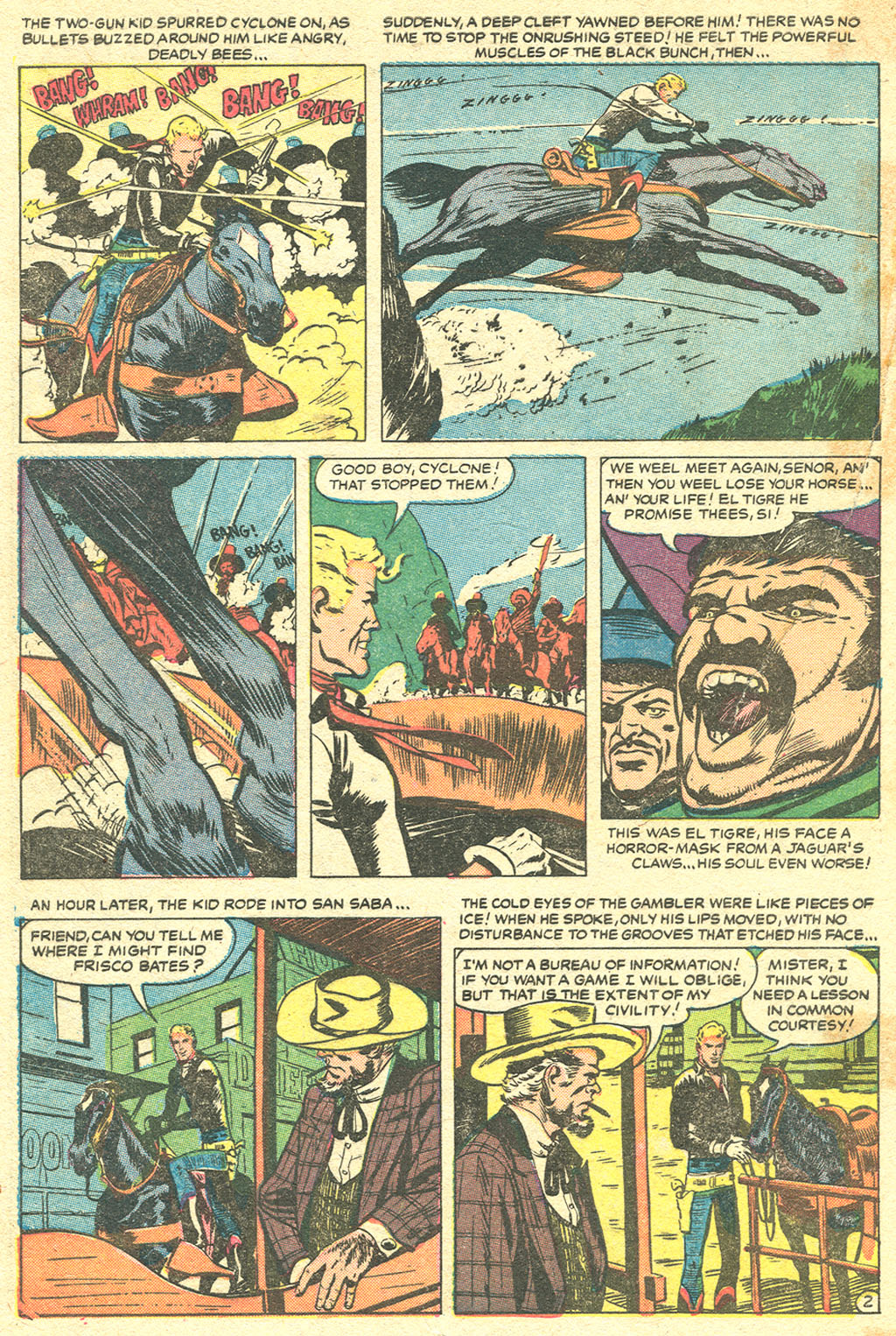 Read online Two-Gun Kid comic -  Issue #21 - 4