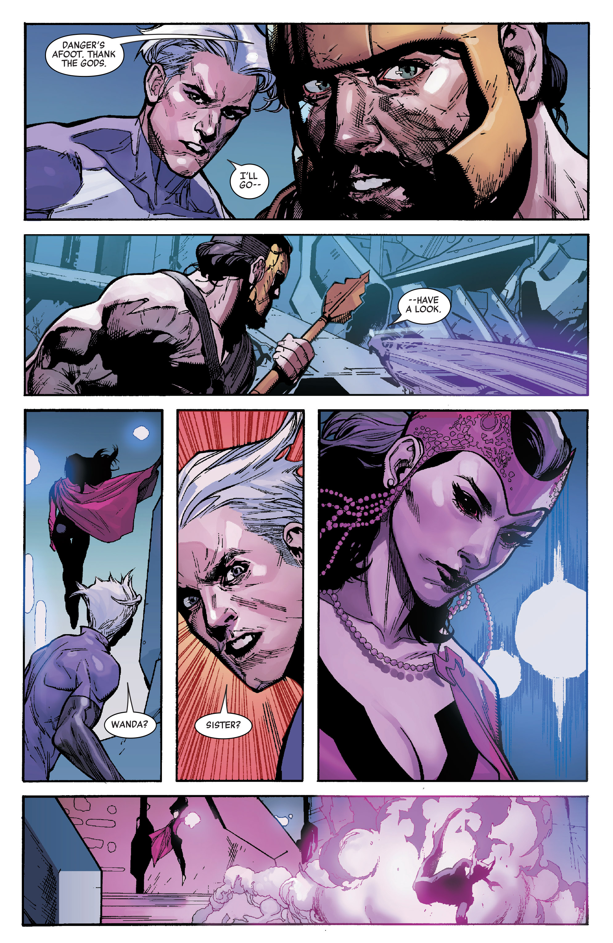 Read online Secret Empire comic -  Issue #4 - 15