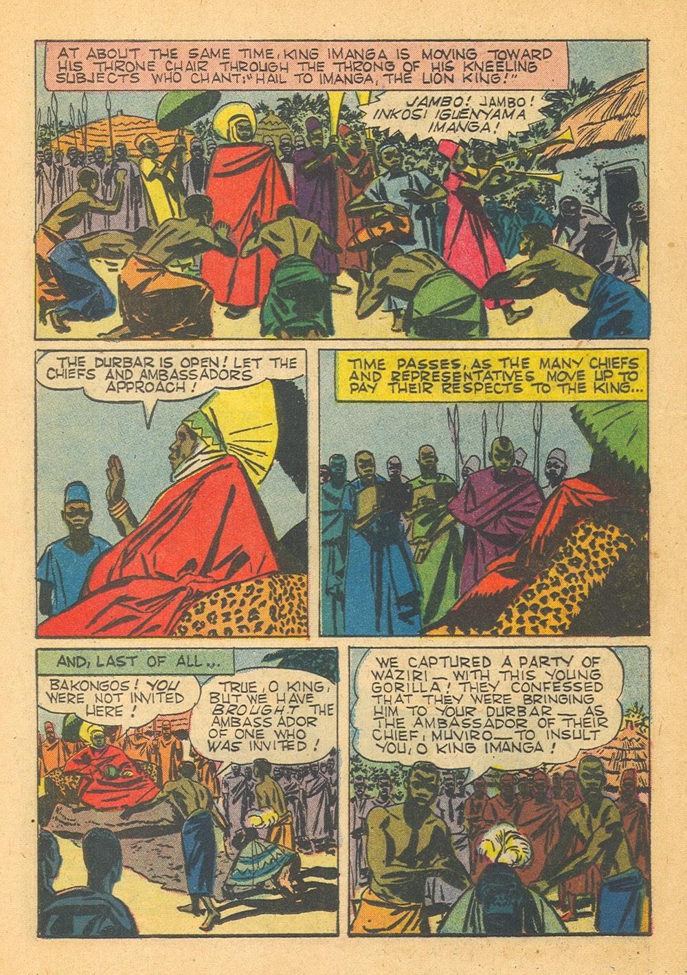 Tarzan (1948) issue 125 - Page 24