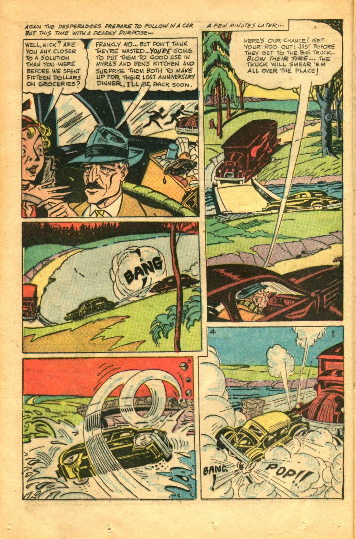 Read online Shadow Comics comic -  Issue #91 - 20