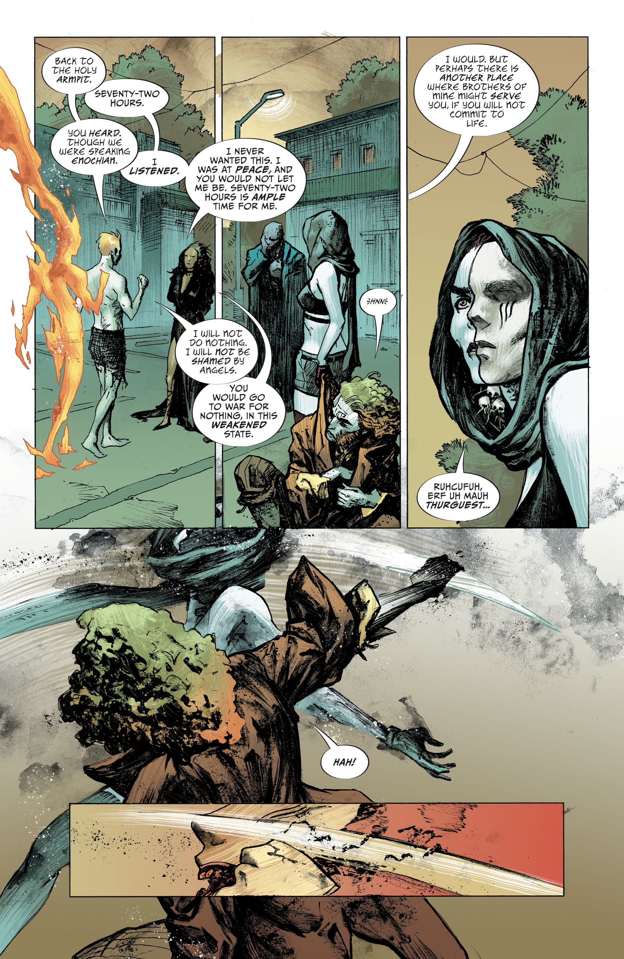 Read online Lucifer (2018) comic -  Issue #7 - 6