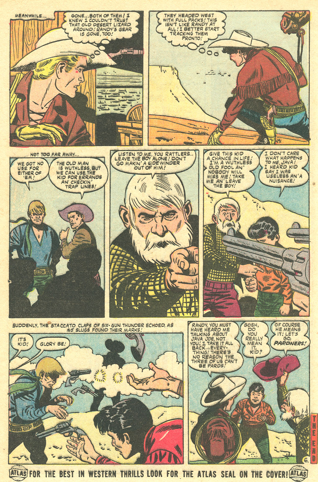 The Rawhide Kid (1955) issue 5 - Page 8