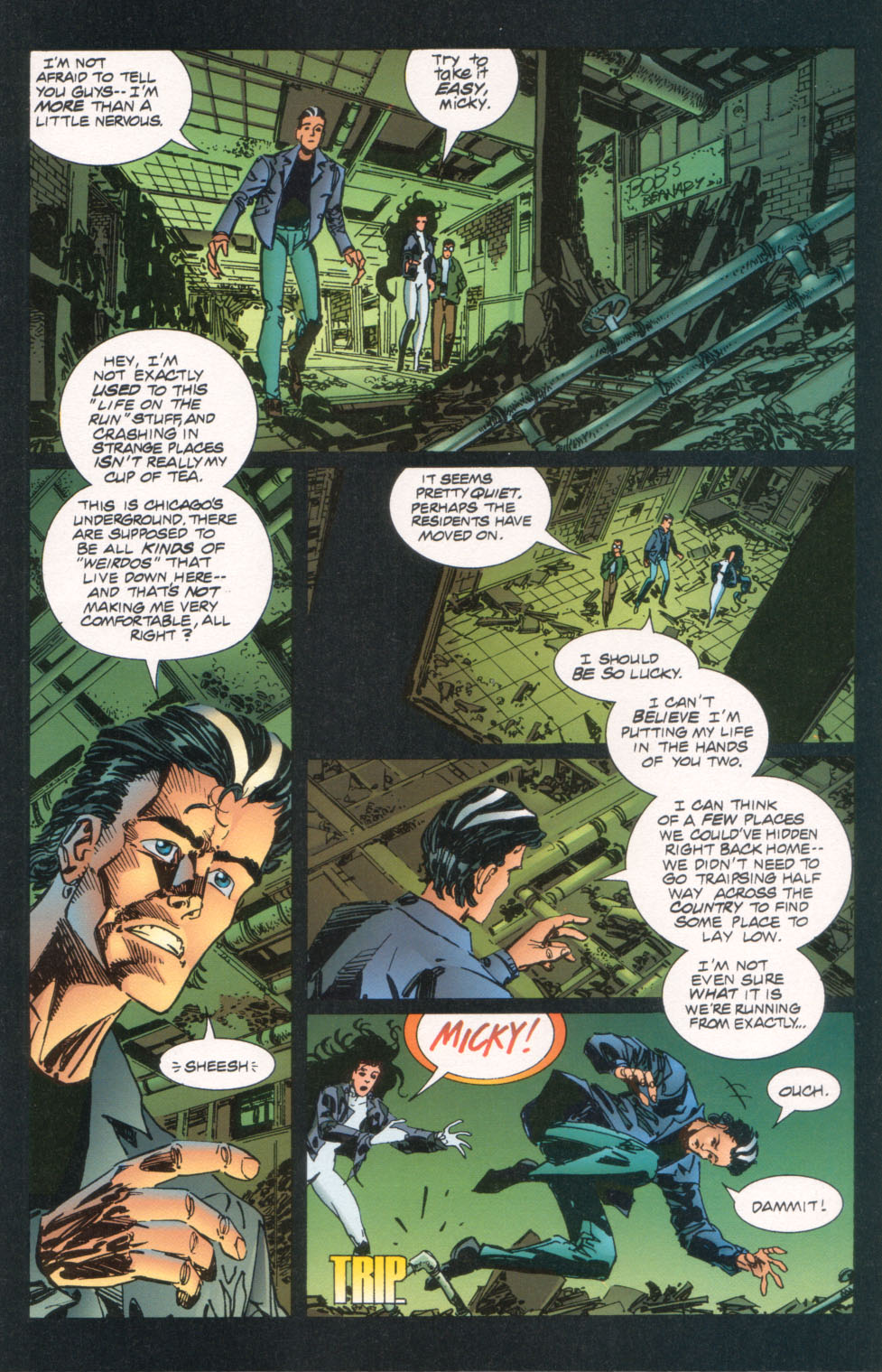 The Savage Dragon (1993) Issue #29 #32 - English 4