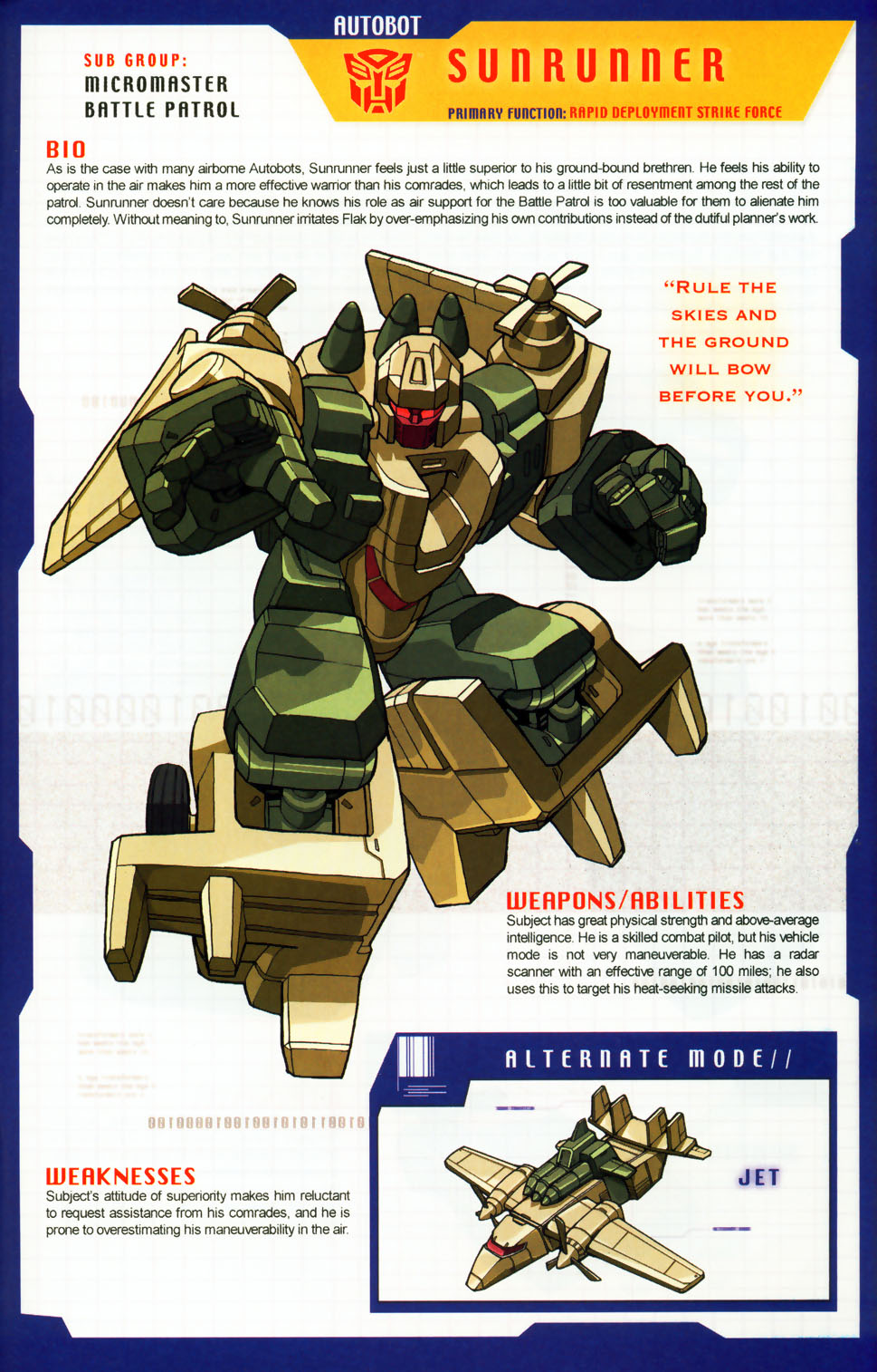Read online Transformers: More than Meets the Eye comic -  Issue #6 - 59