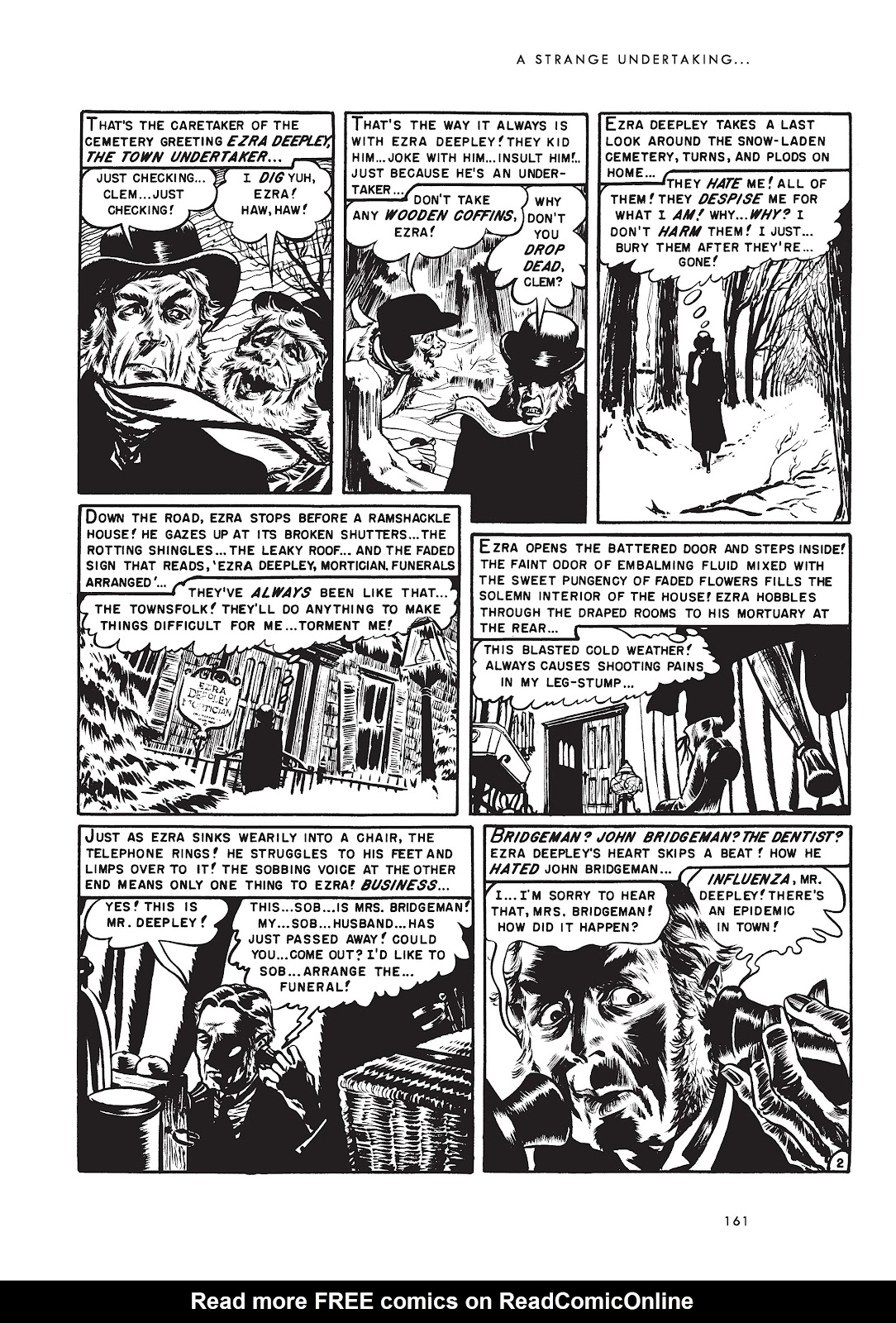 Read online Doctor of Horror and Other Stories comic -  Issue # TPB (Part 2) - 77