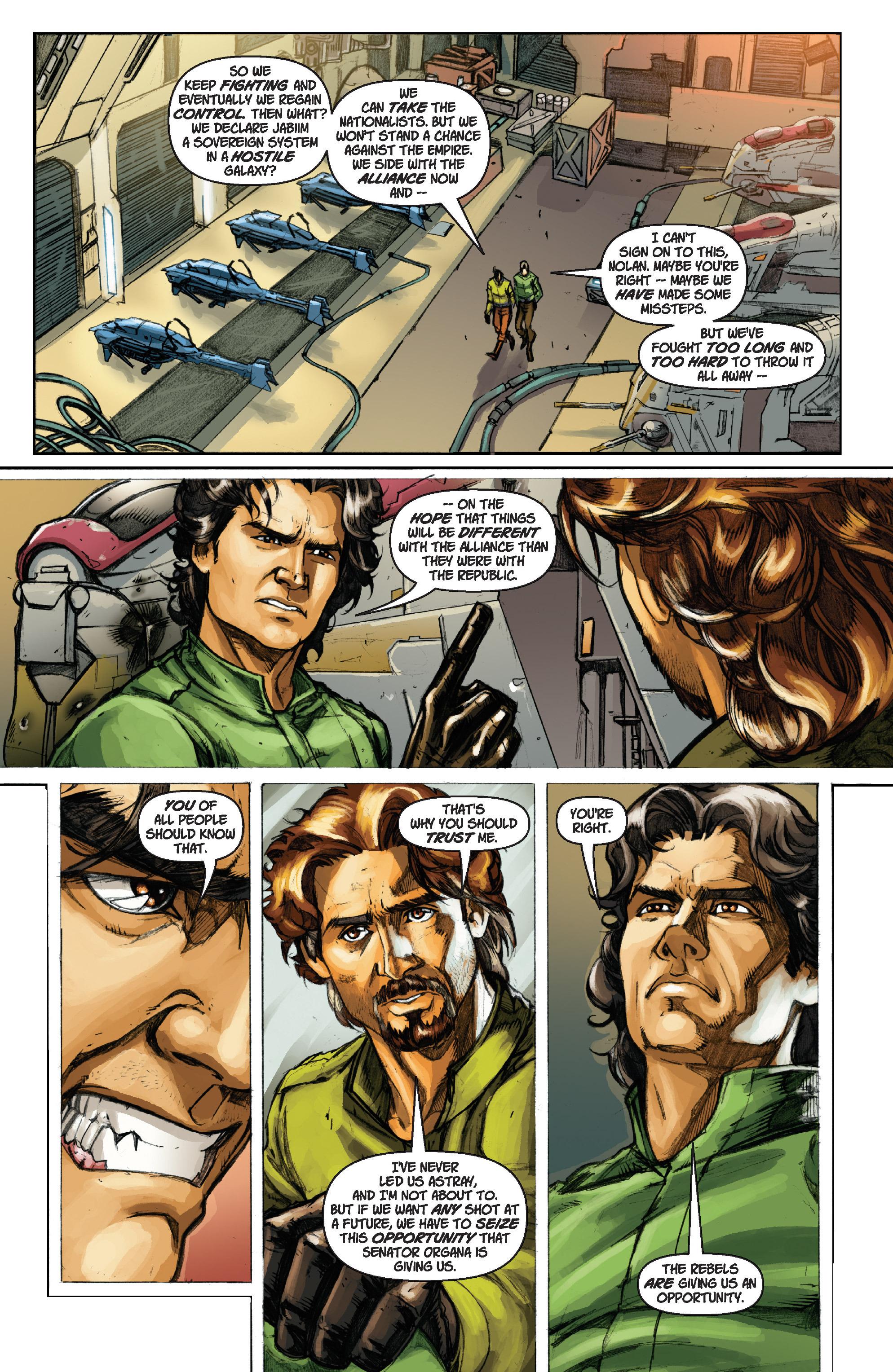 Read online Star Wars Omnibus comic -  Issue # Vol. 20 - 99