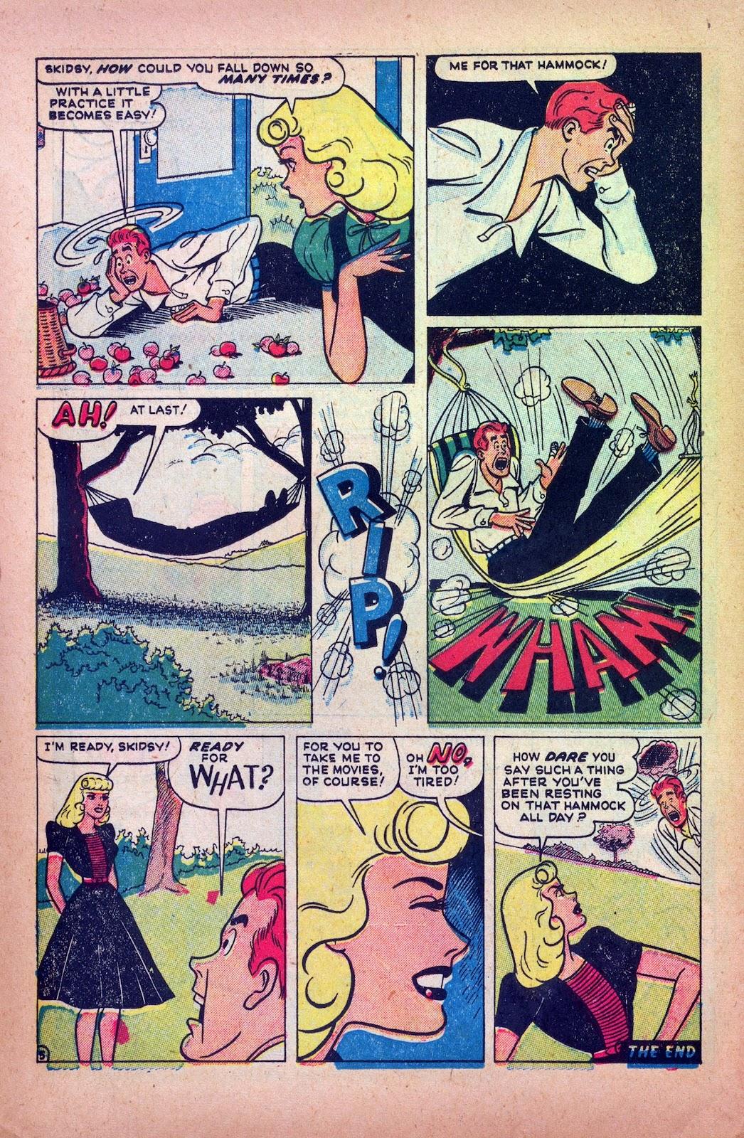 Read online Joker Comics comic -  Issue #36 - 12