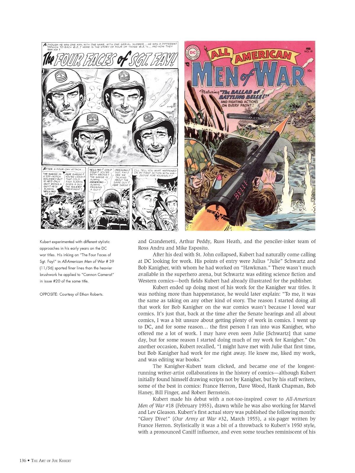 Read online The Art of Joe Kubert comic -  Issue # TPB (Part 2) - 36