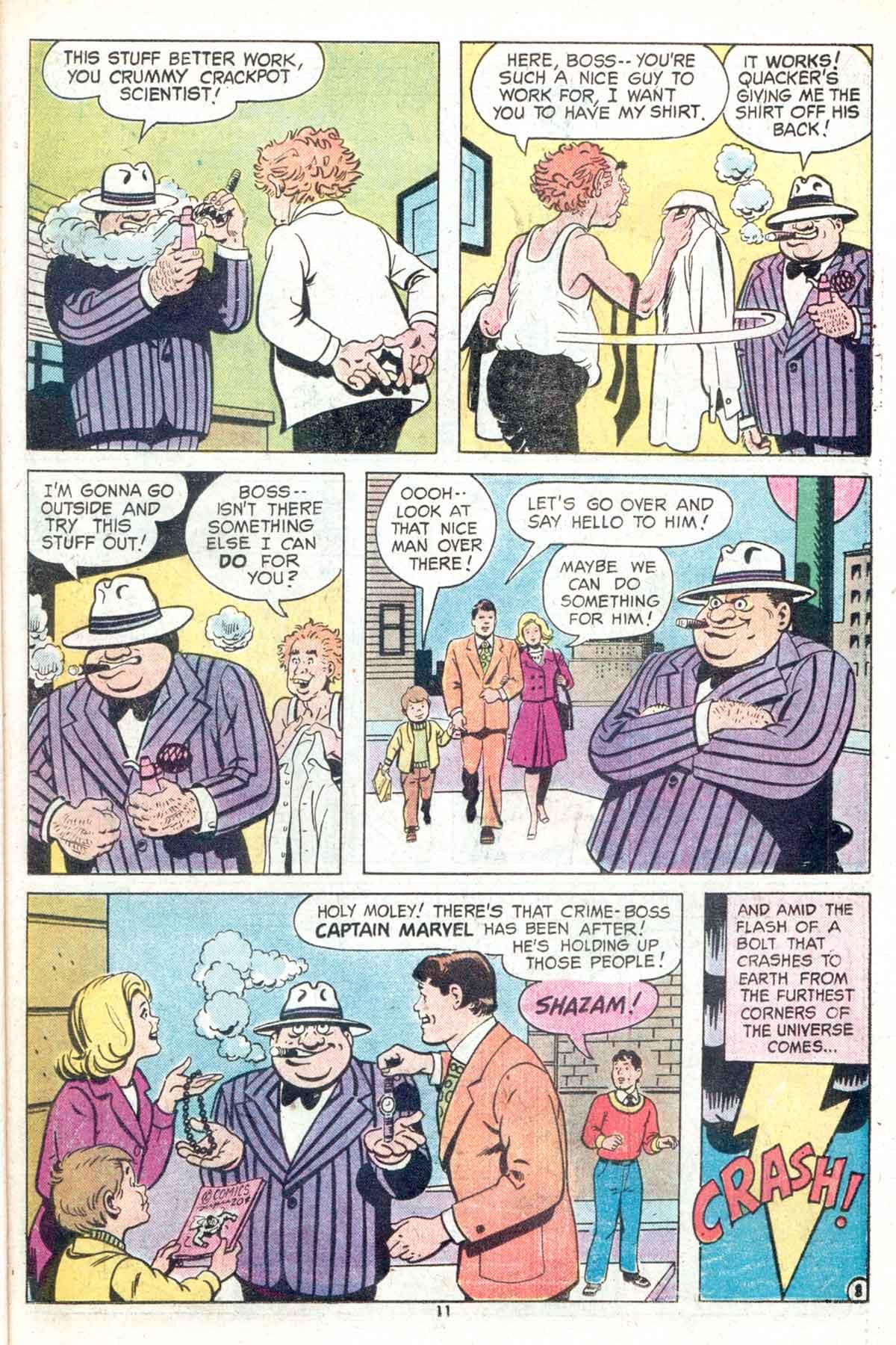 Read online Shazam! (1973) comic -  Issue #13 - 12