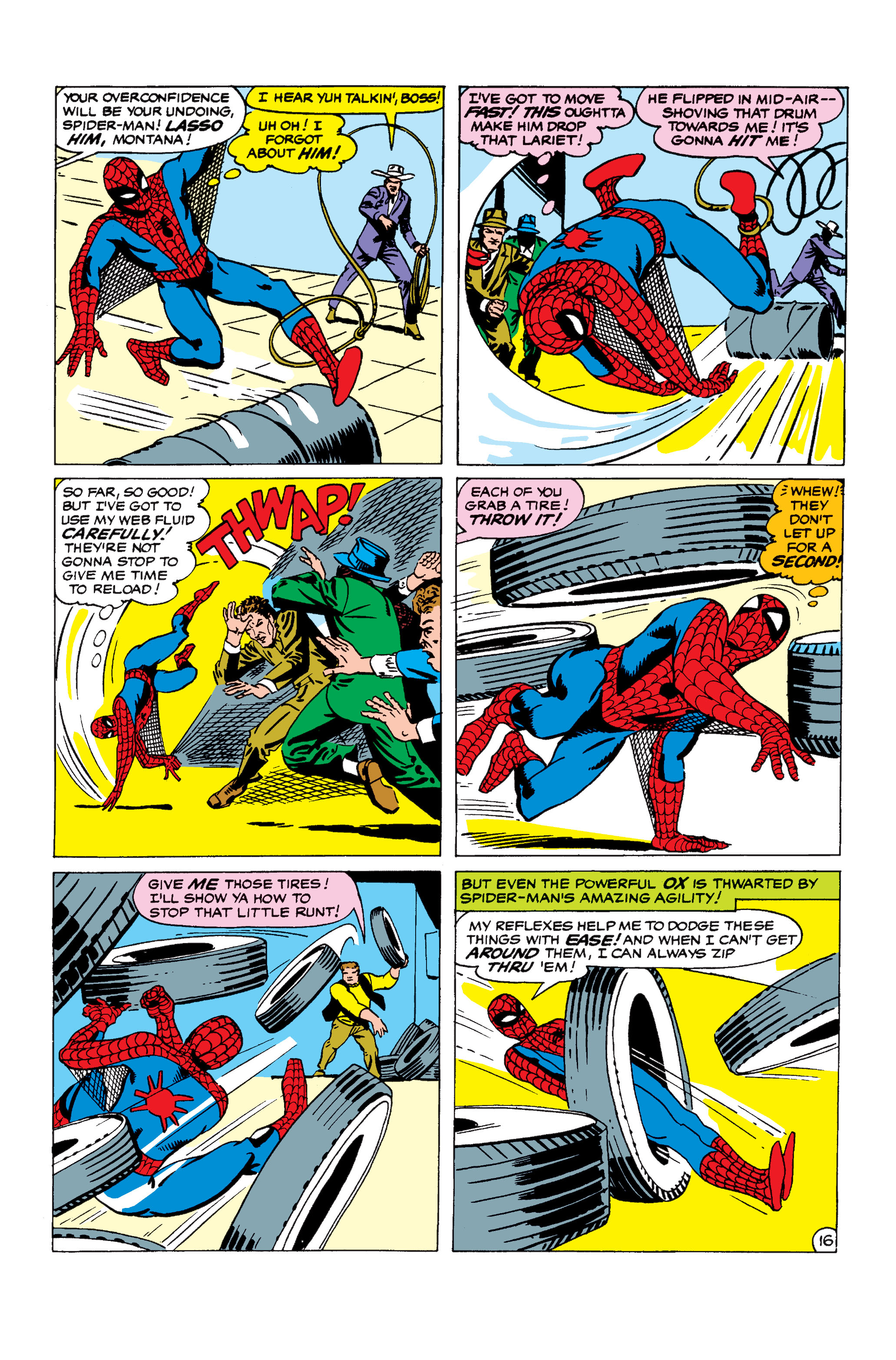 The Amazing Spider-Man (1963) 10 Page 16