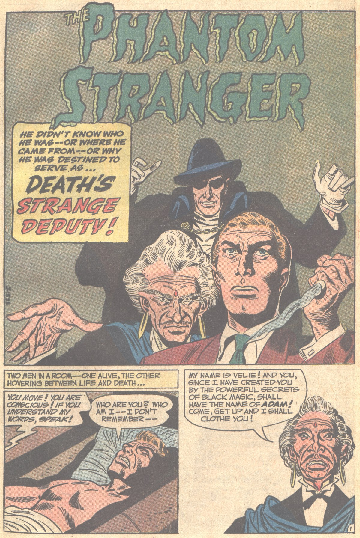 Read online Adventure Comics (1938) comic -  Issue #418 - 23