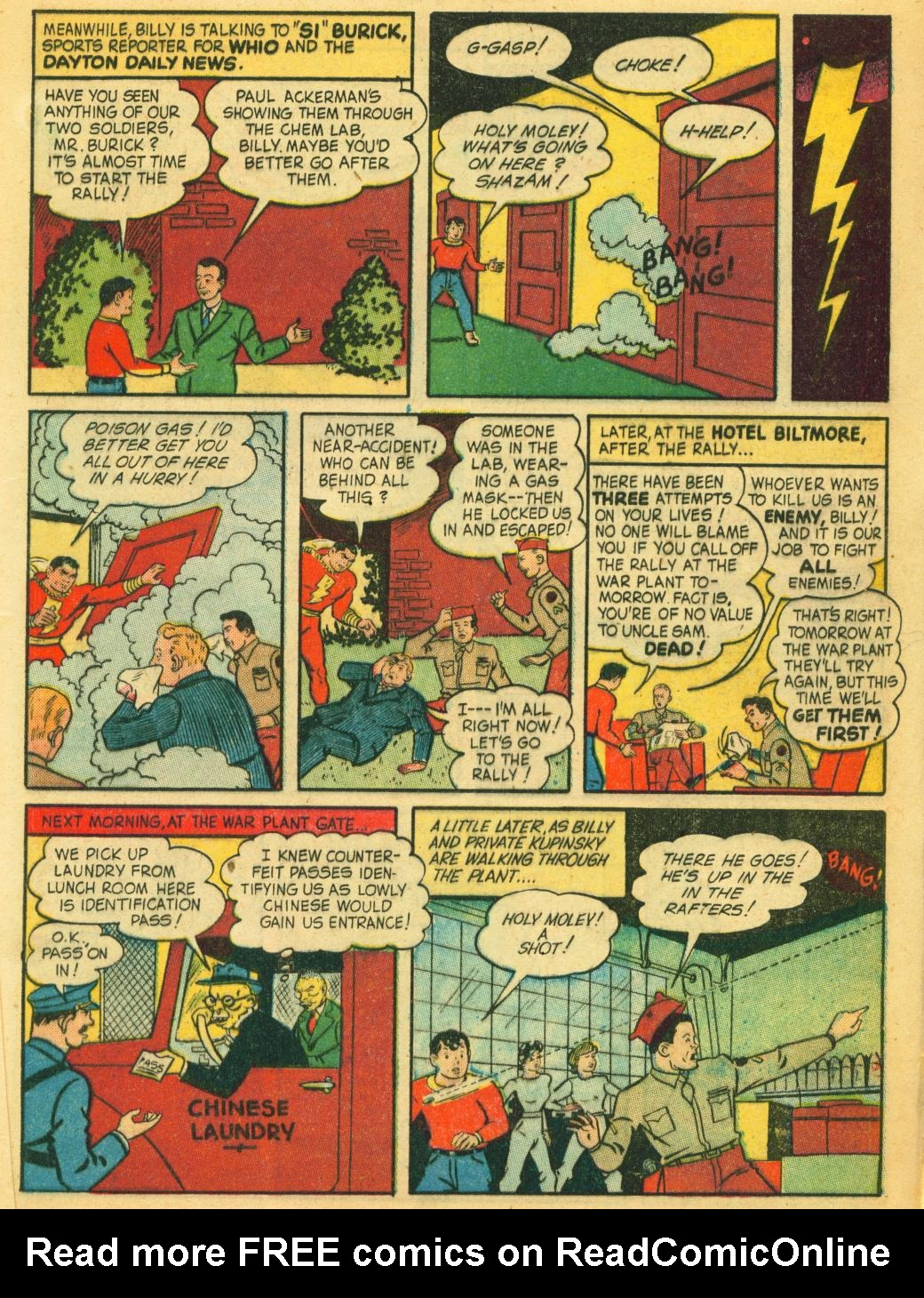 Captain Marvel Adventures issue 41 - Page 25