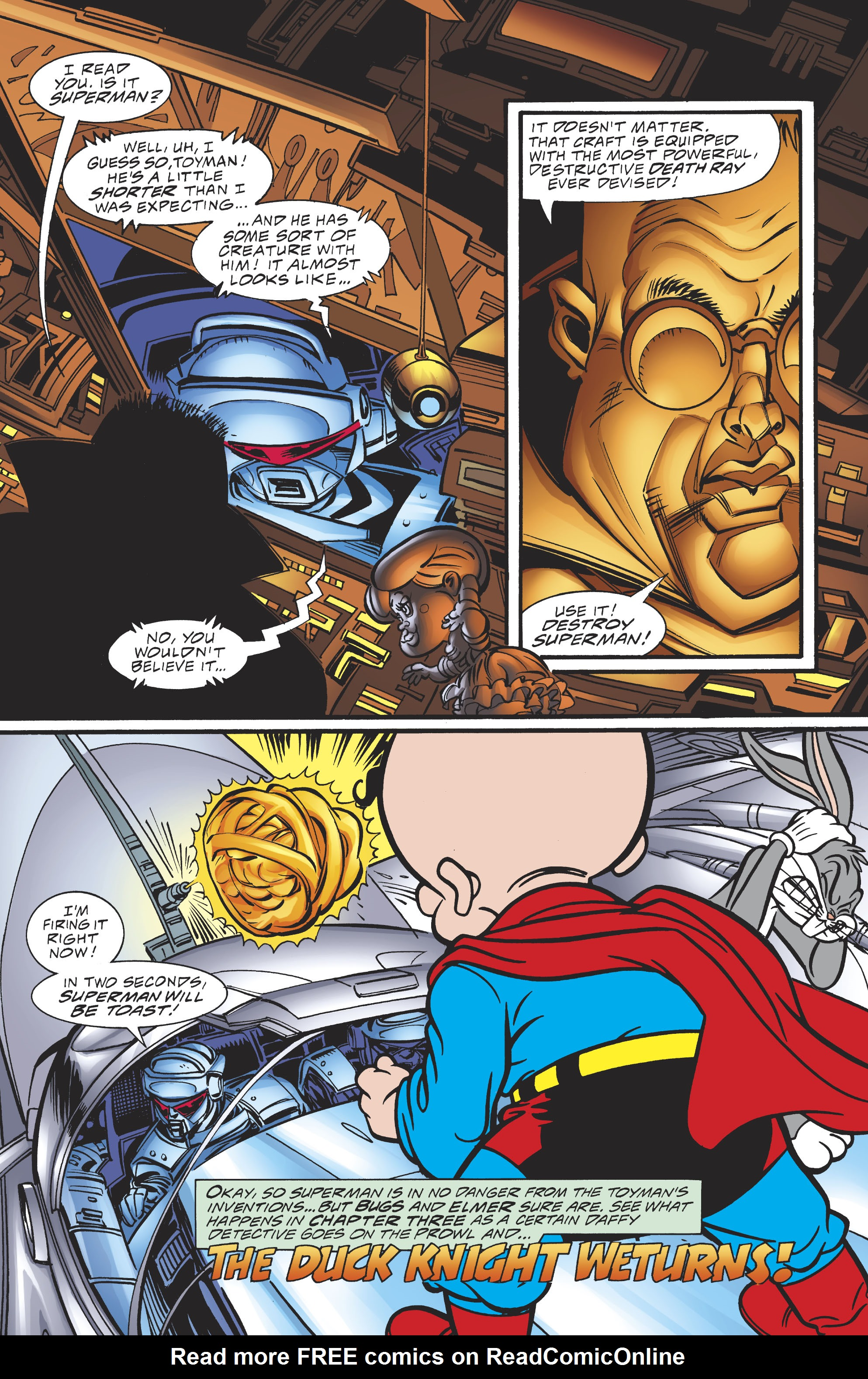 Read online DC/Looney Tunes 100-Page Super Spectacular comic -  Issue # Full - 47