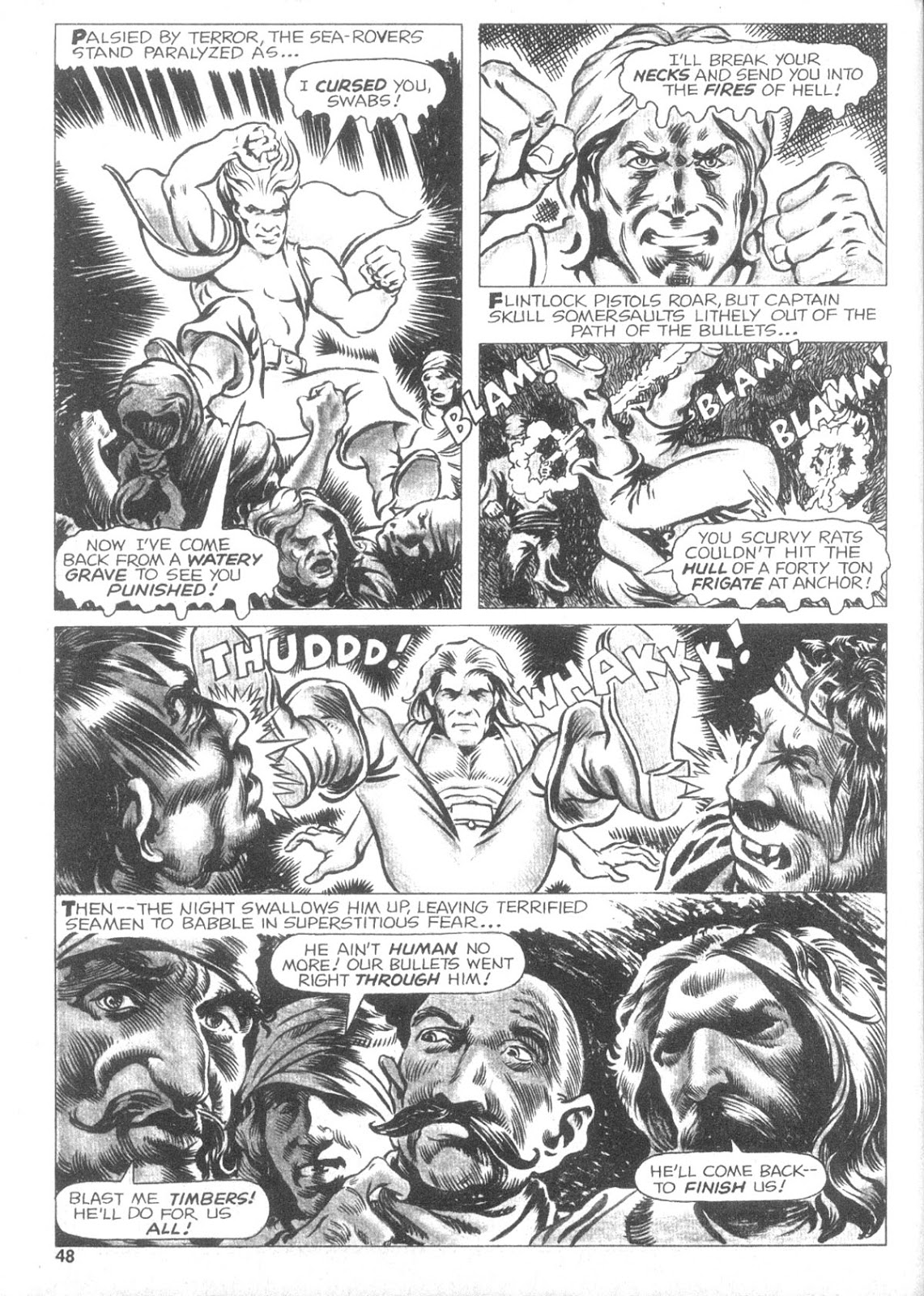Psycho issue Annual - Page 48