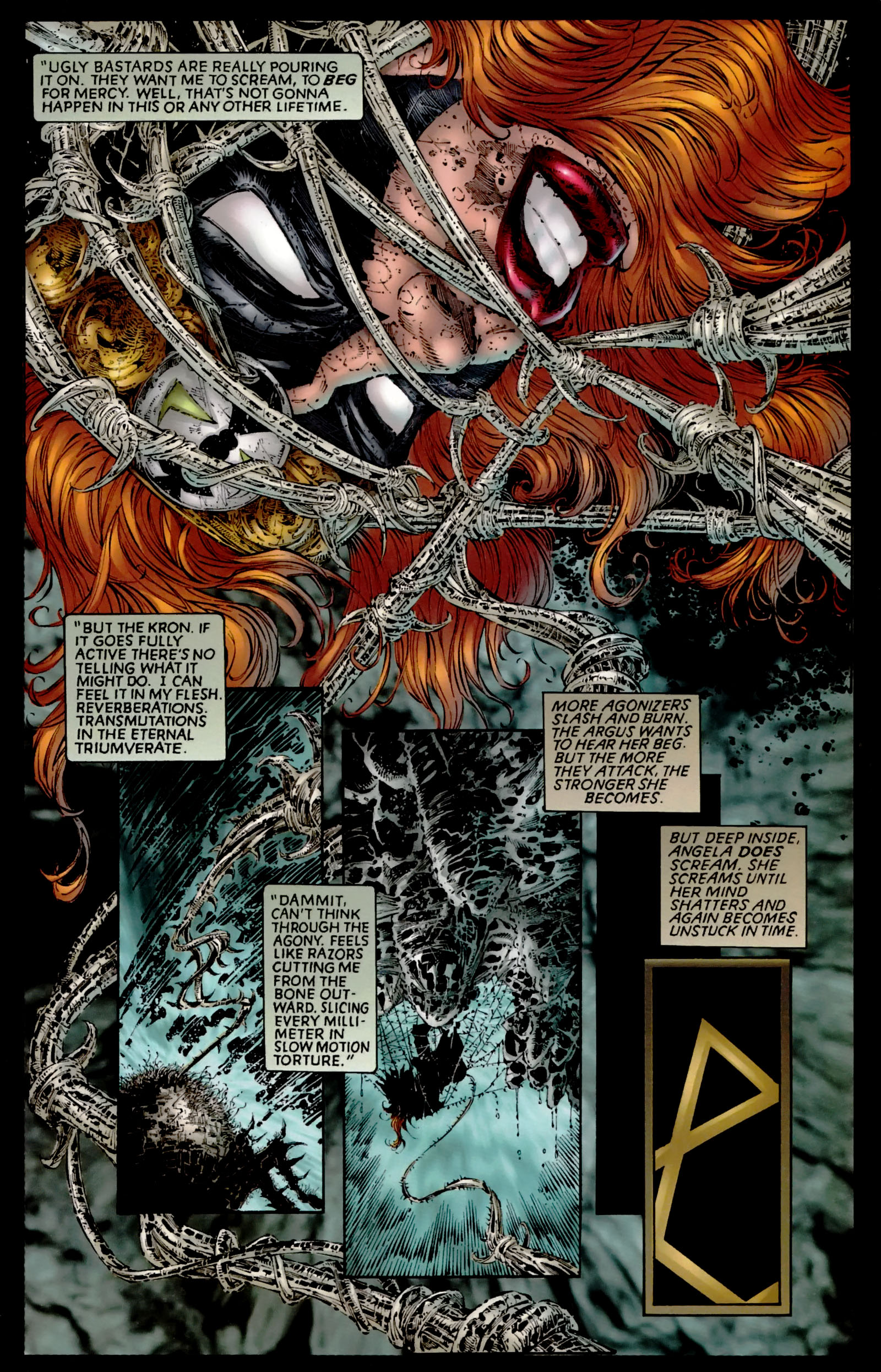 Curse of the Spawn 9 Page 16
