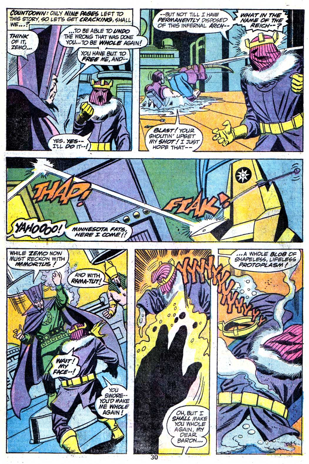 Giant-Size Avengers (1974) issue 3 - Page 32