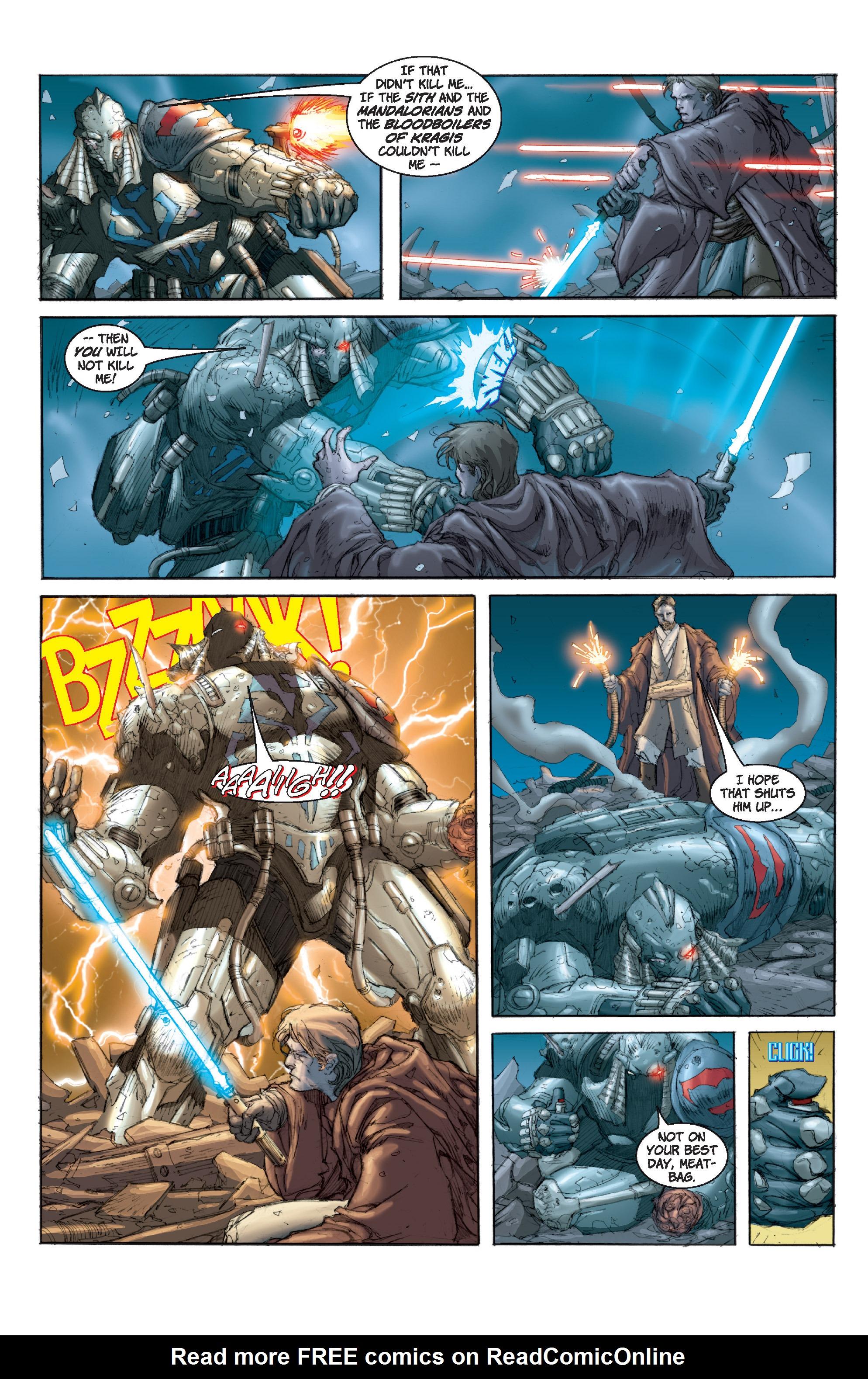 Read online Star Wars Omnibus comic -  Issue # Vol. 26 - 118