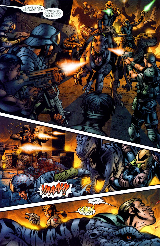 Read online Sigil (2000) comic -  Issue #35 - 15