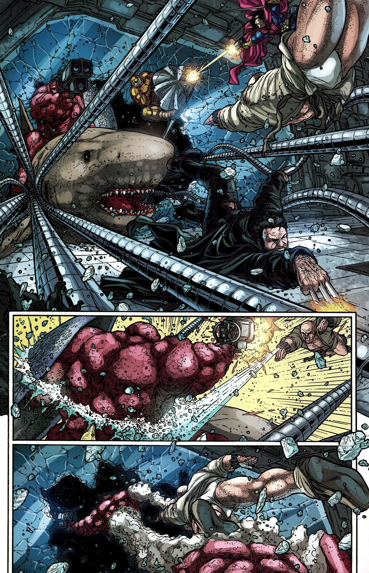Read online Wolverine: The Best There Is comic -  Issue #9 - 19