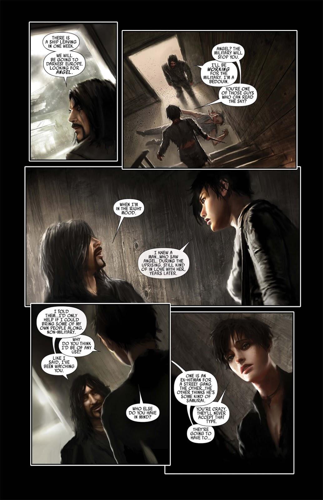 Read online After Dark comic -  Issue #1 - 22