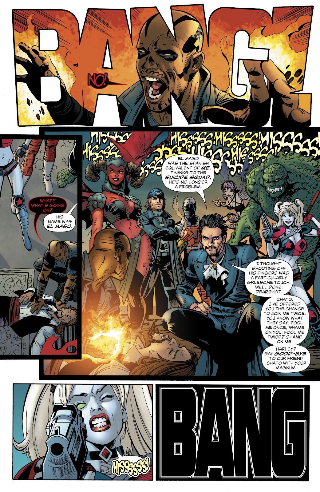Read online Suicide Squad Black Files comic -  Issue #4 - 38
