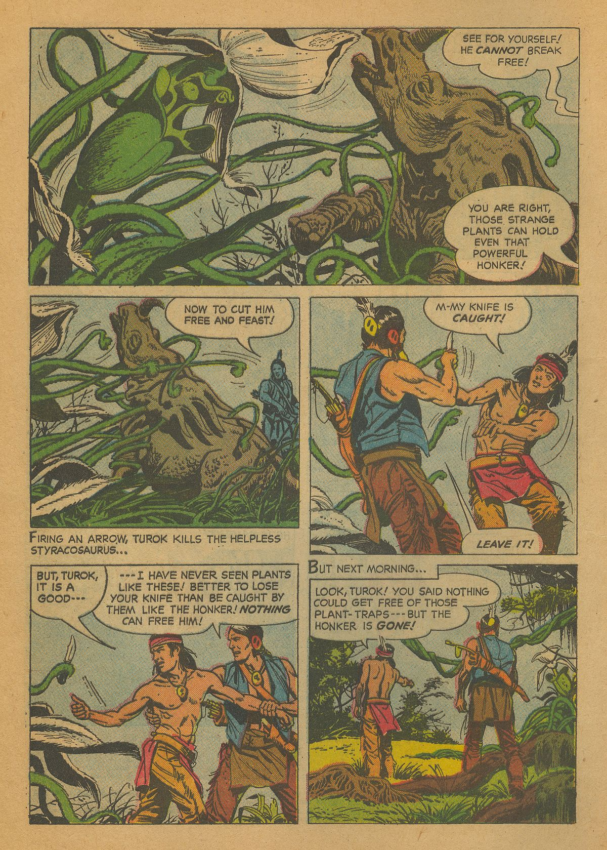 Read online Turok, Son of Stone comic -  Issue #26 - 4
