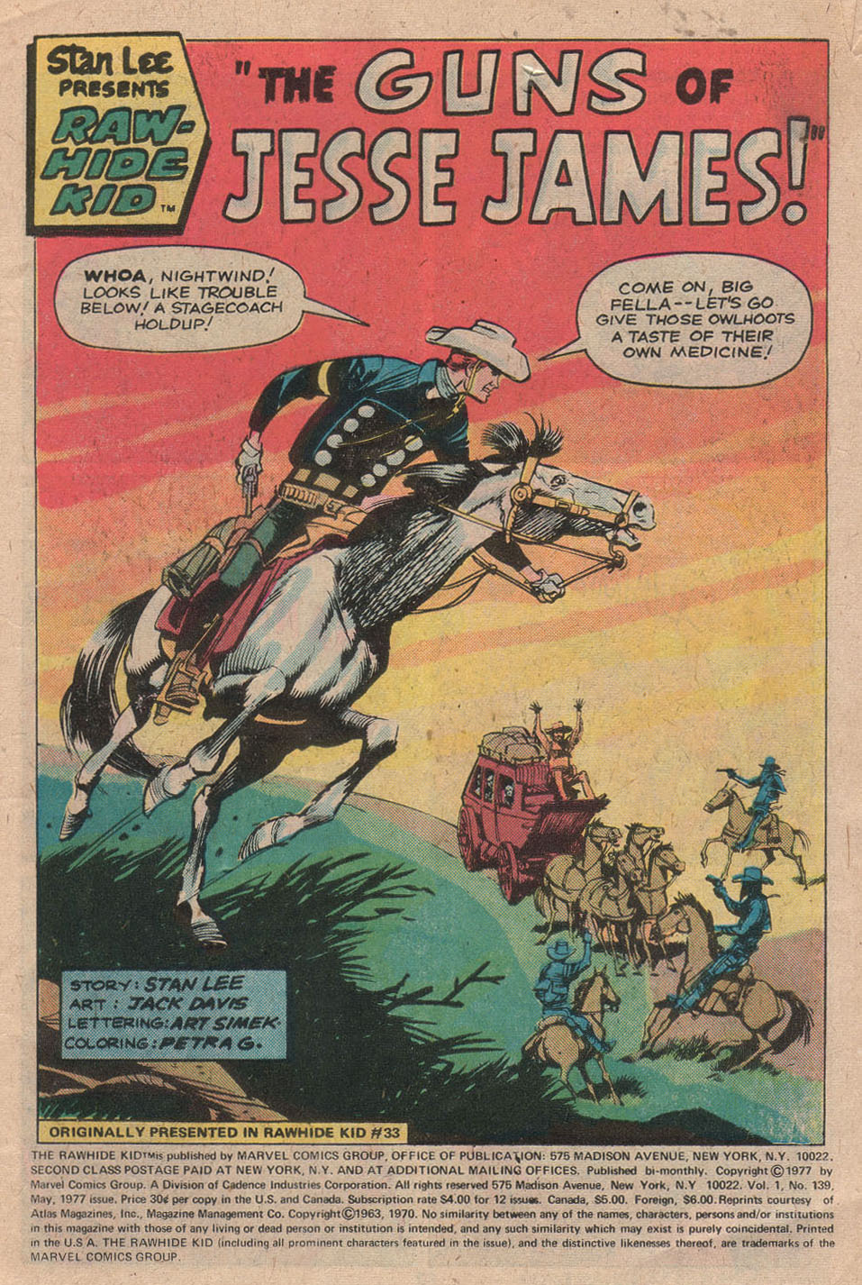 The Rawhide Kid (1955) issue 139 - Page 3