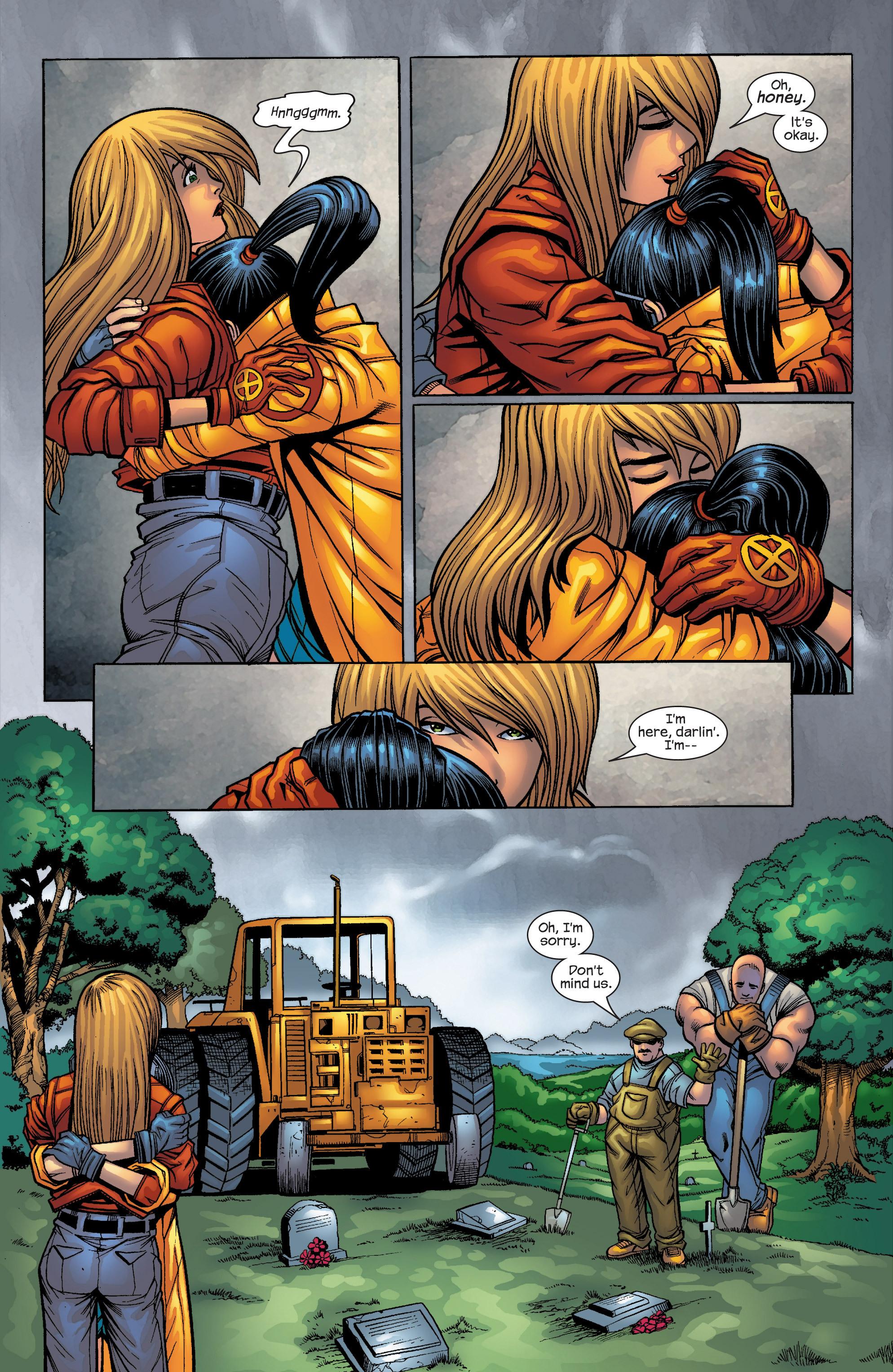 Read online Uncanny X-Men (1963) comic -  Issue #427 - 6