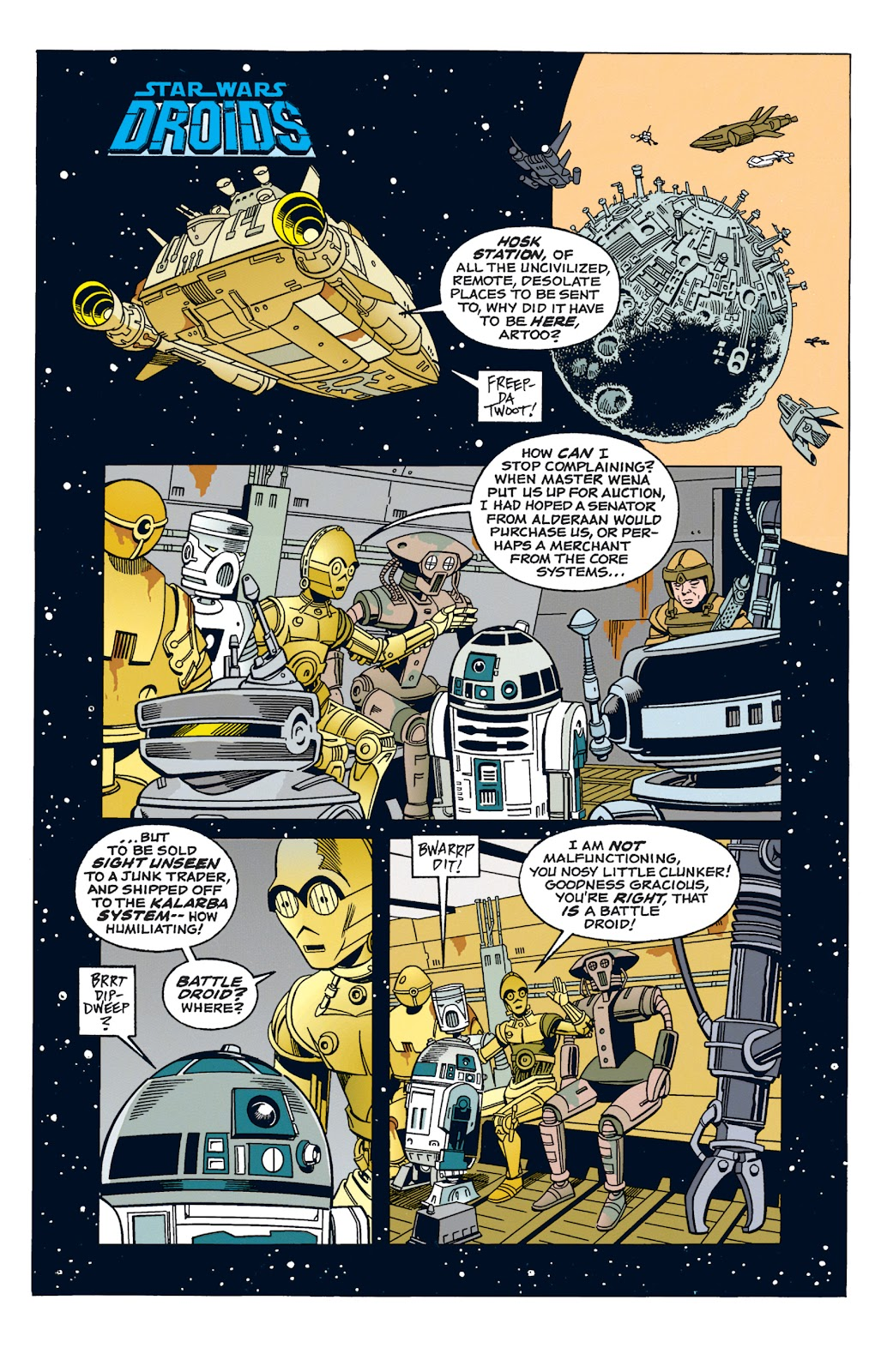 Read online Star Wars Legends Epic Collection: The Empire comic -  Issue # TPB 5 (Part 1) - 7