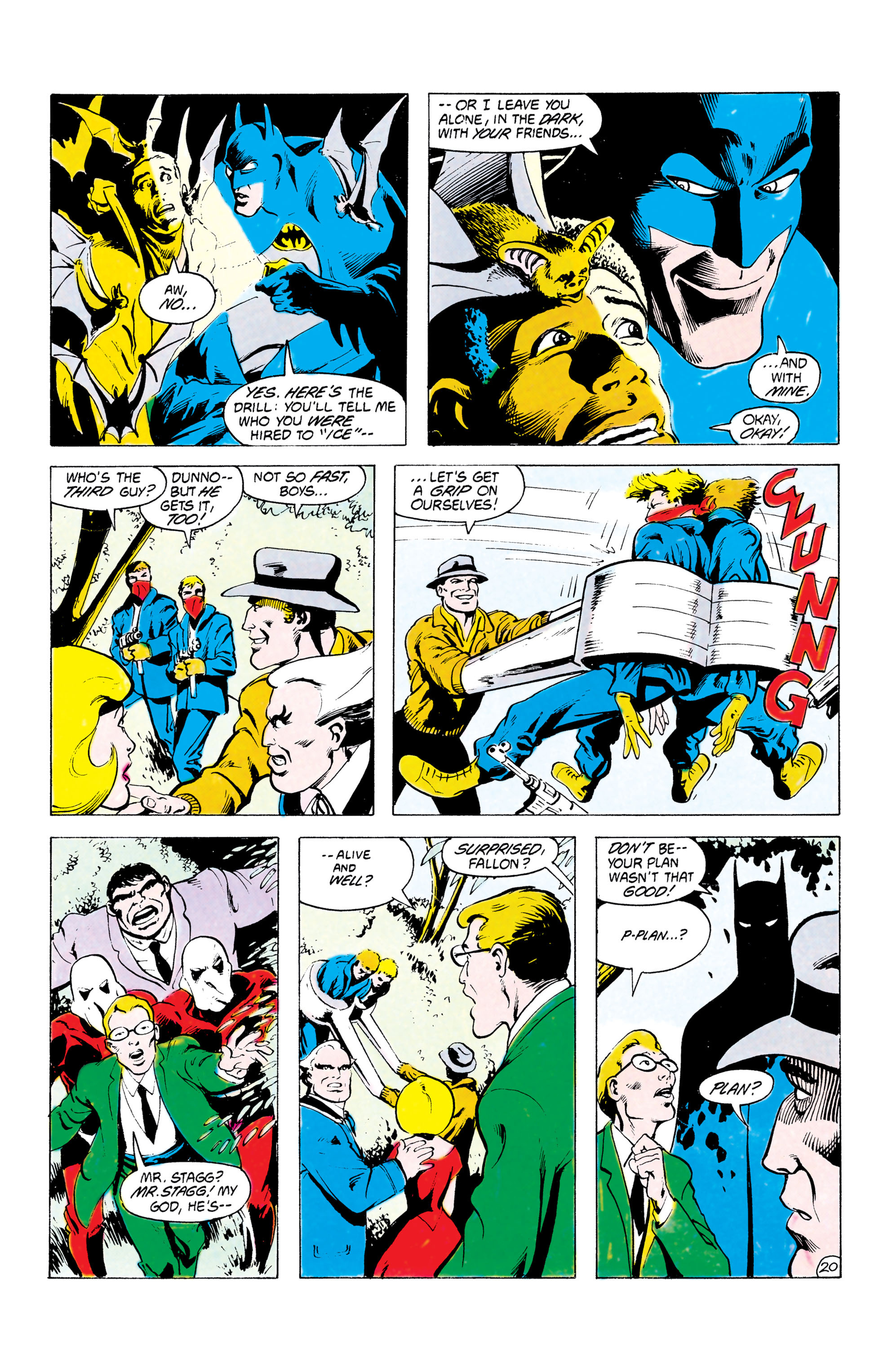 Batman and the Outsiders (1983) 24 Page 20