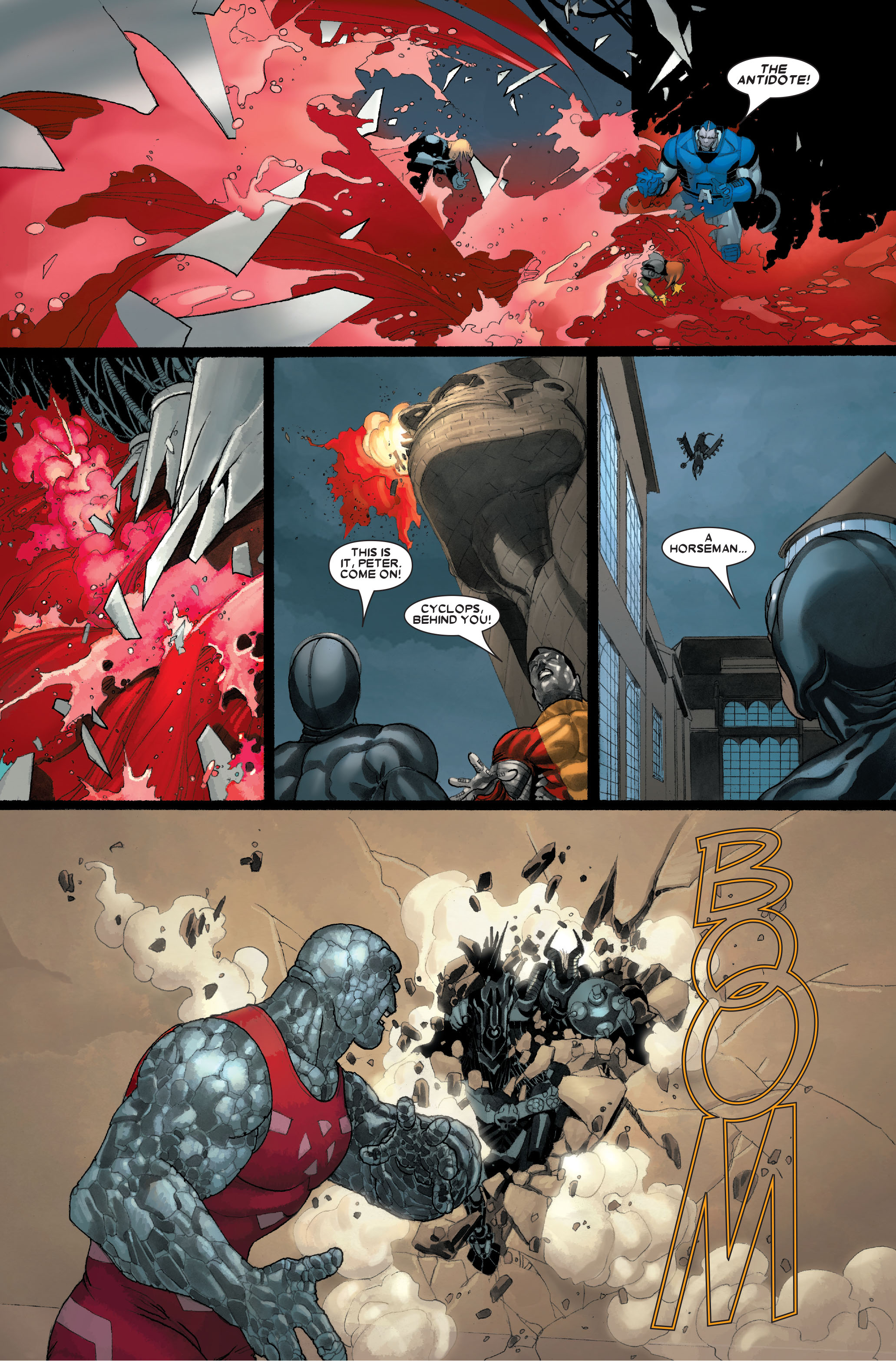 X-Men (1991) 185 Page 5