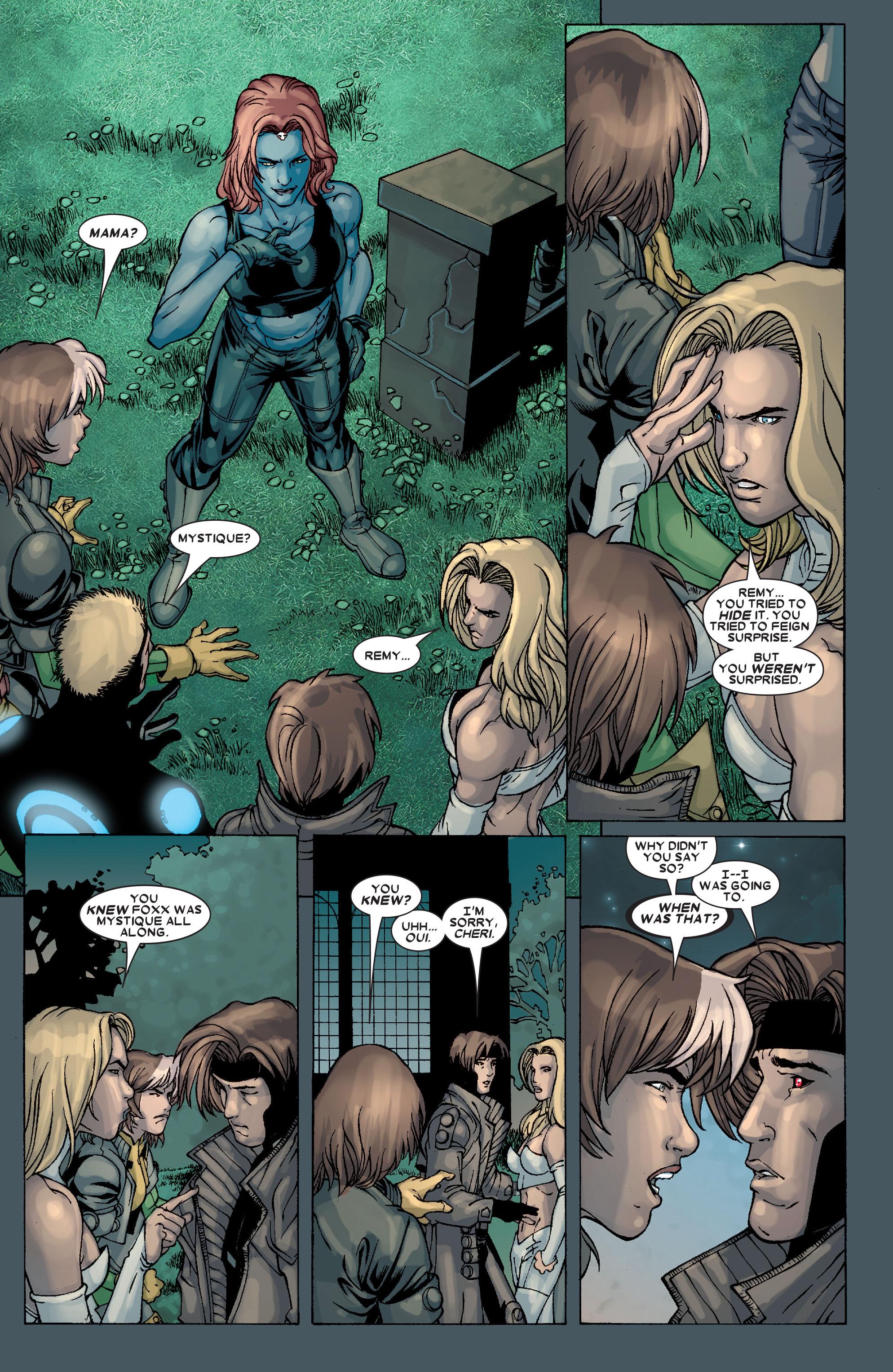 X-Men (1991) 173 Page 12