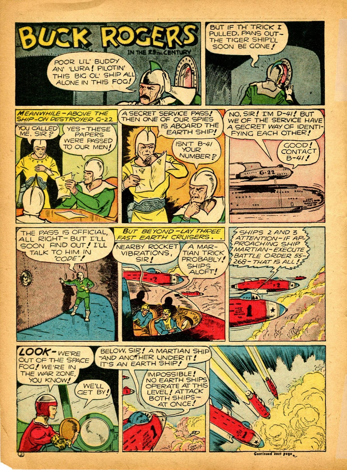 Read online Famous Funnies comic -  Issue #84 - 18